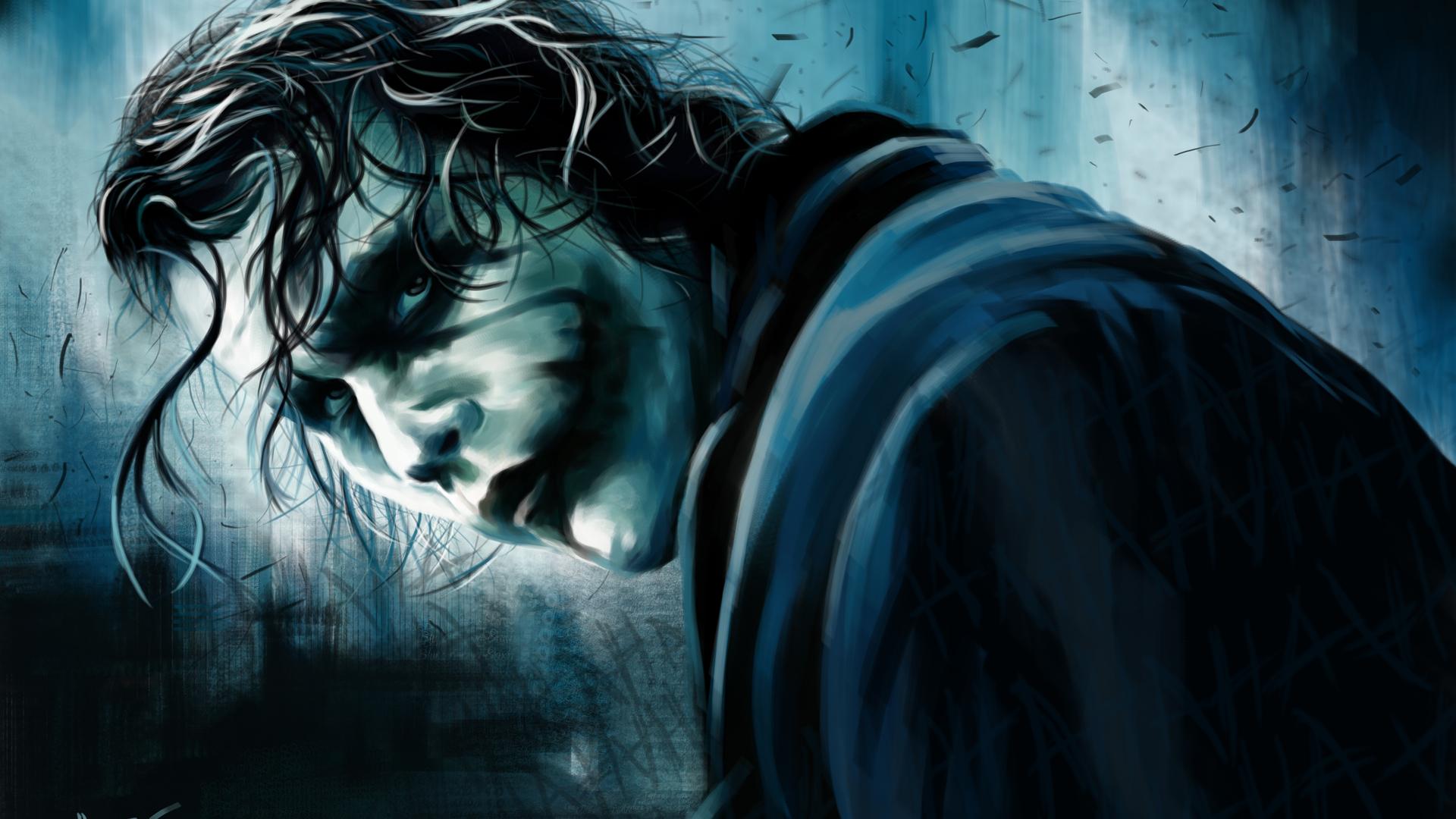 1920x1080 Christopher Nolan Joker Art Laptop Full HD 1080P ...