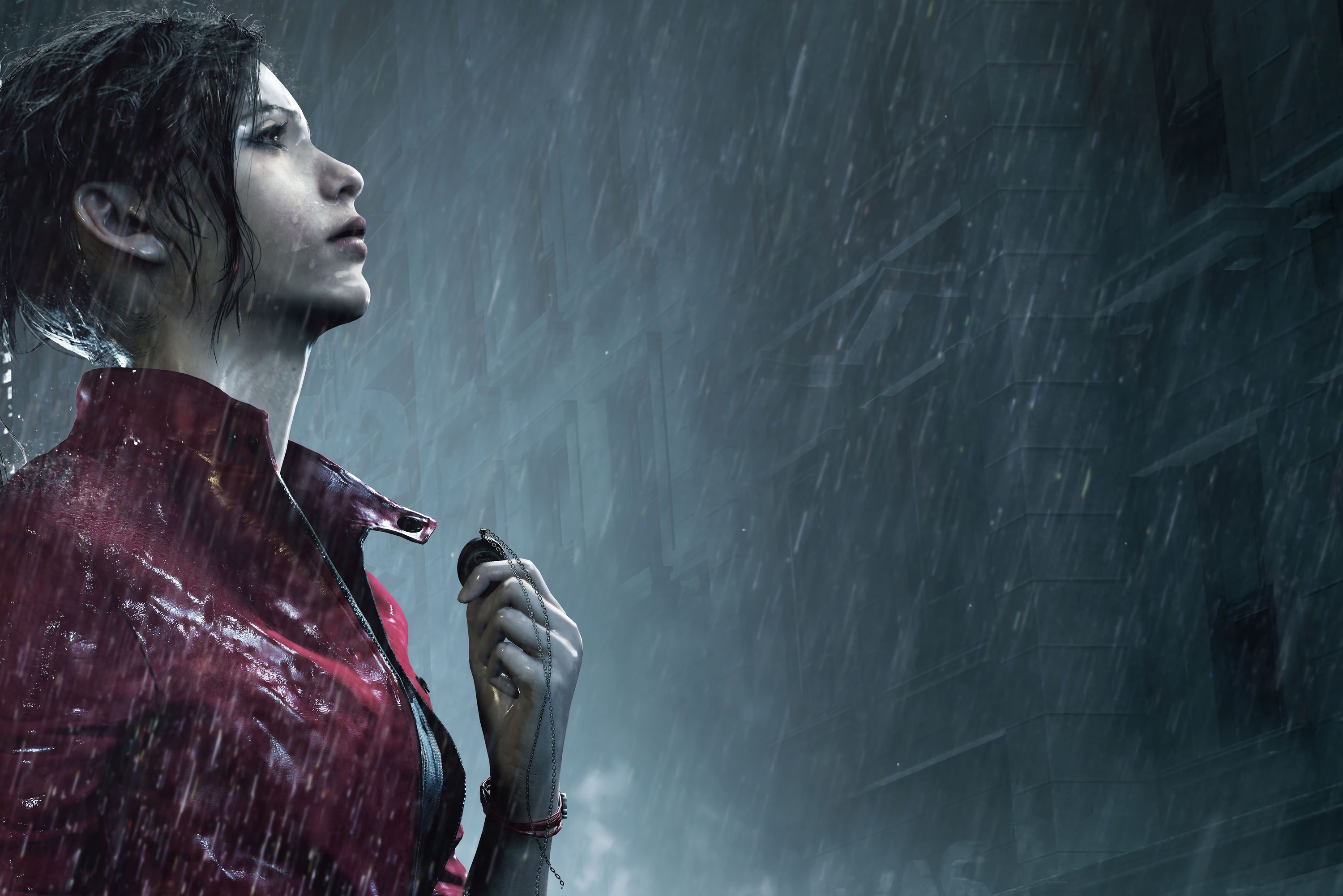 3000x2002 Claire Redfield Resident Evil 2 8k 3000x2002