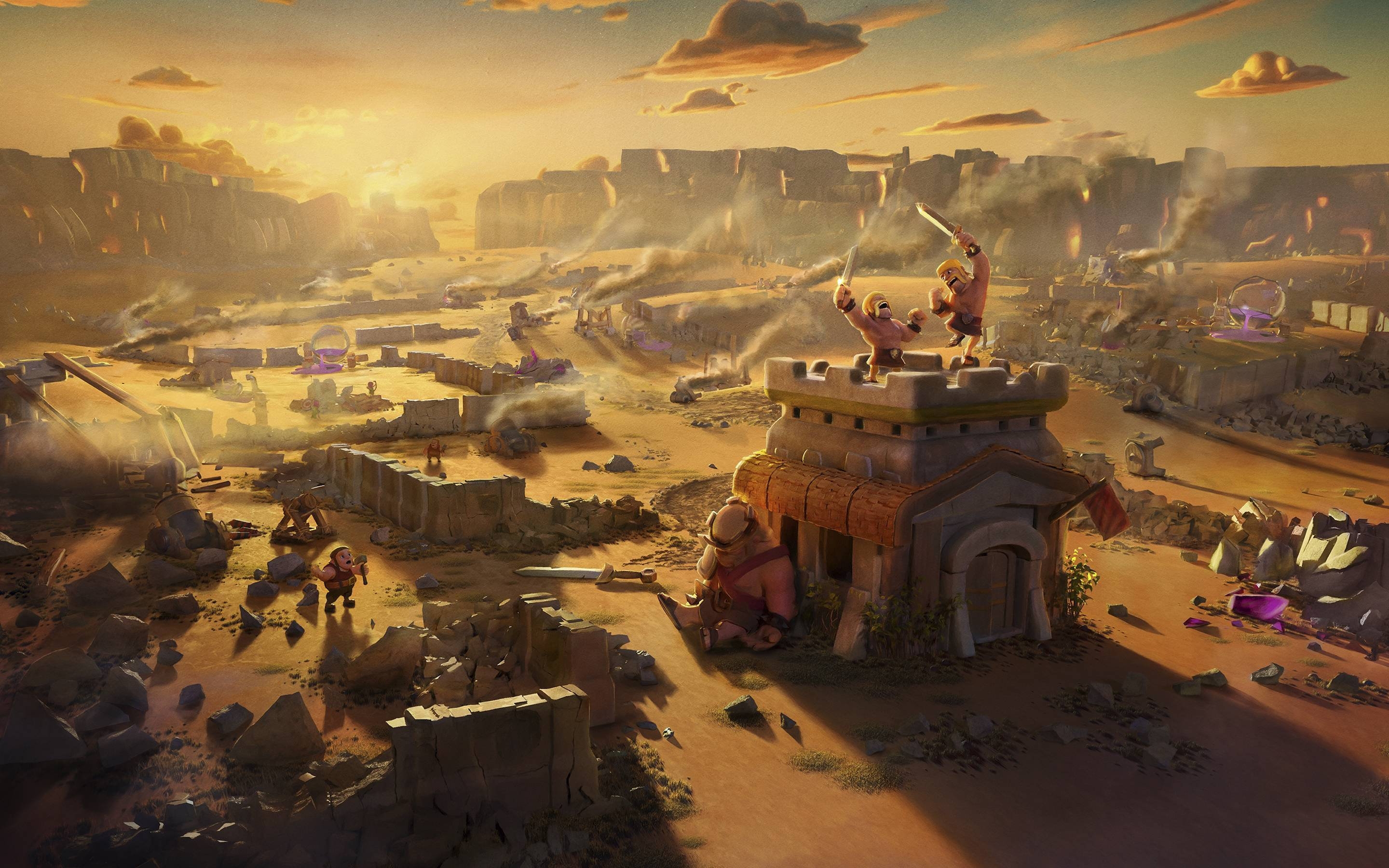 Clash of clans for mac os x | clash of clans for pc.