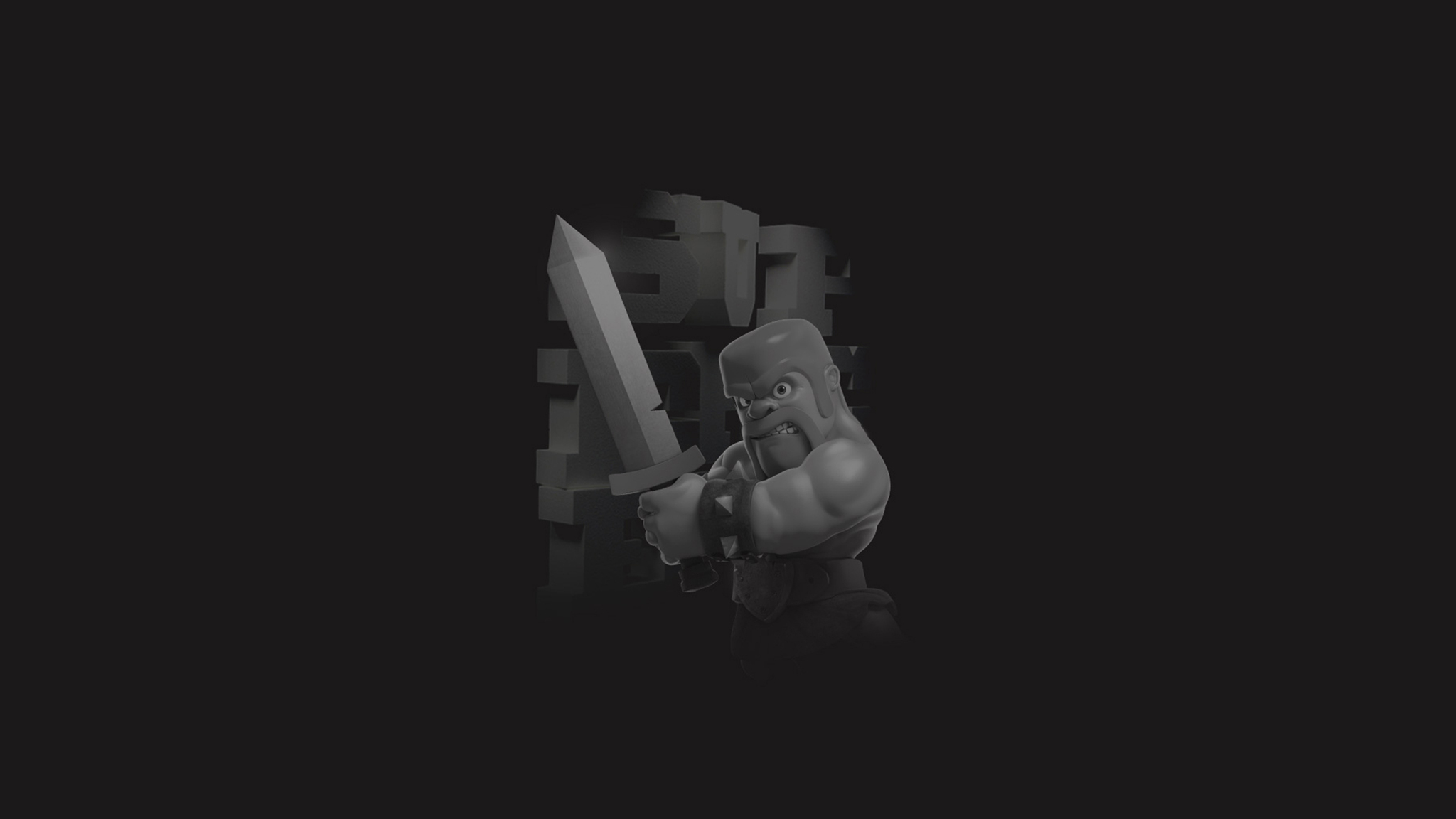 Barbarian Clash Of Clans Hd Hd Games 4k Wallpapers: Image Clash Royale 2048x1152