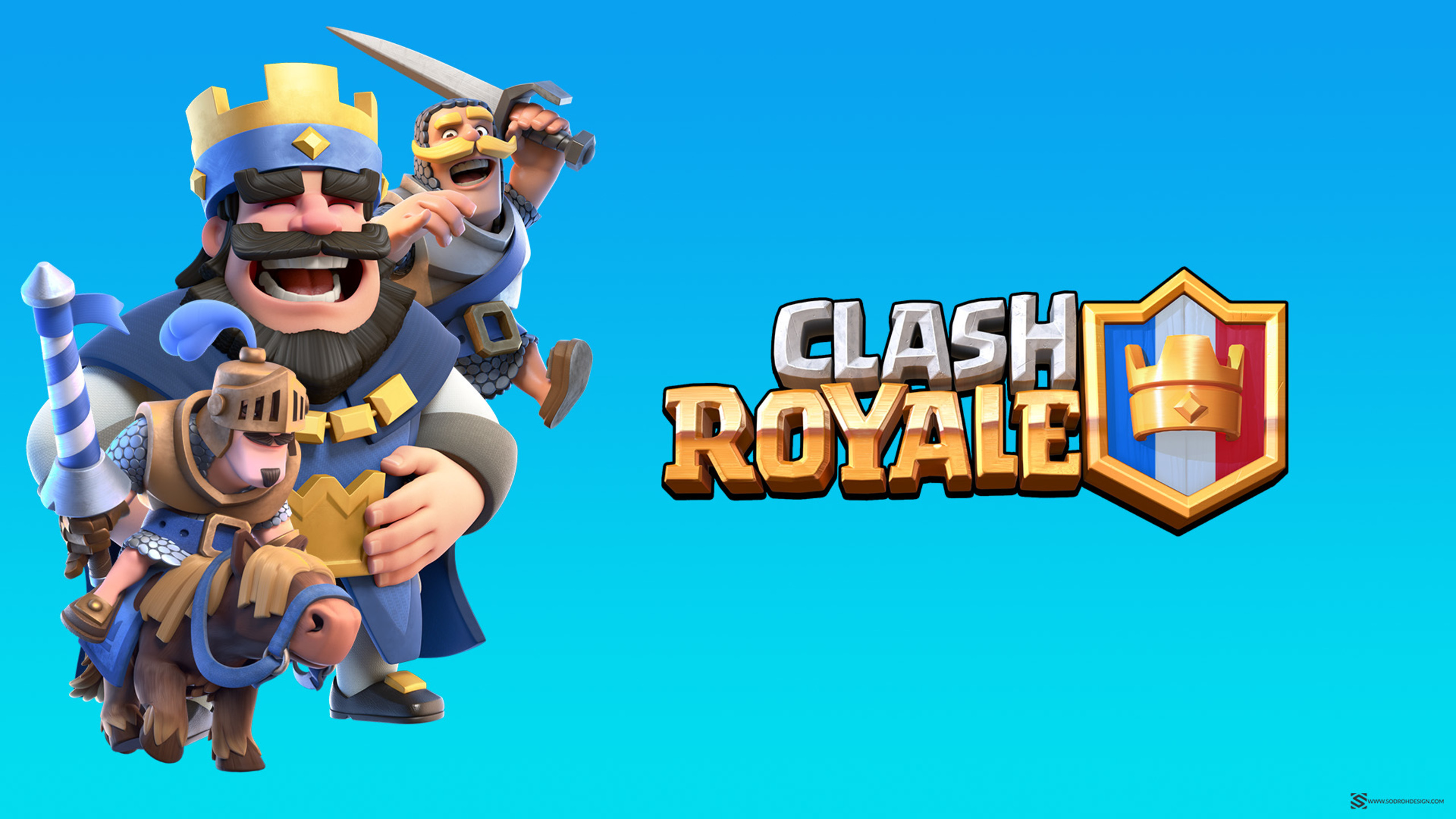 2560x1440 clash royale desktop 1440p resolution hd 4k wallpapers images backgrounds photos - Clash royale 2560x1440 ...