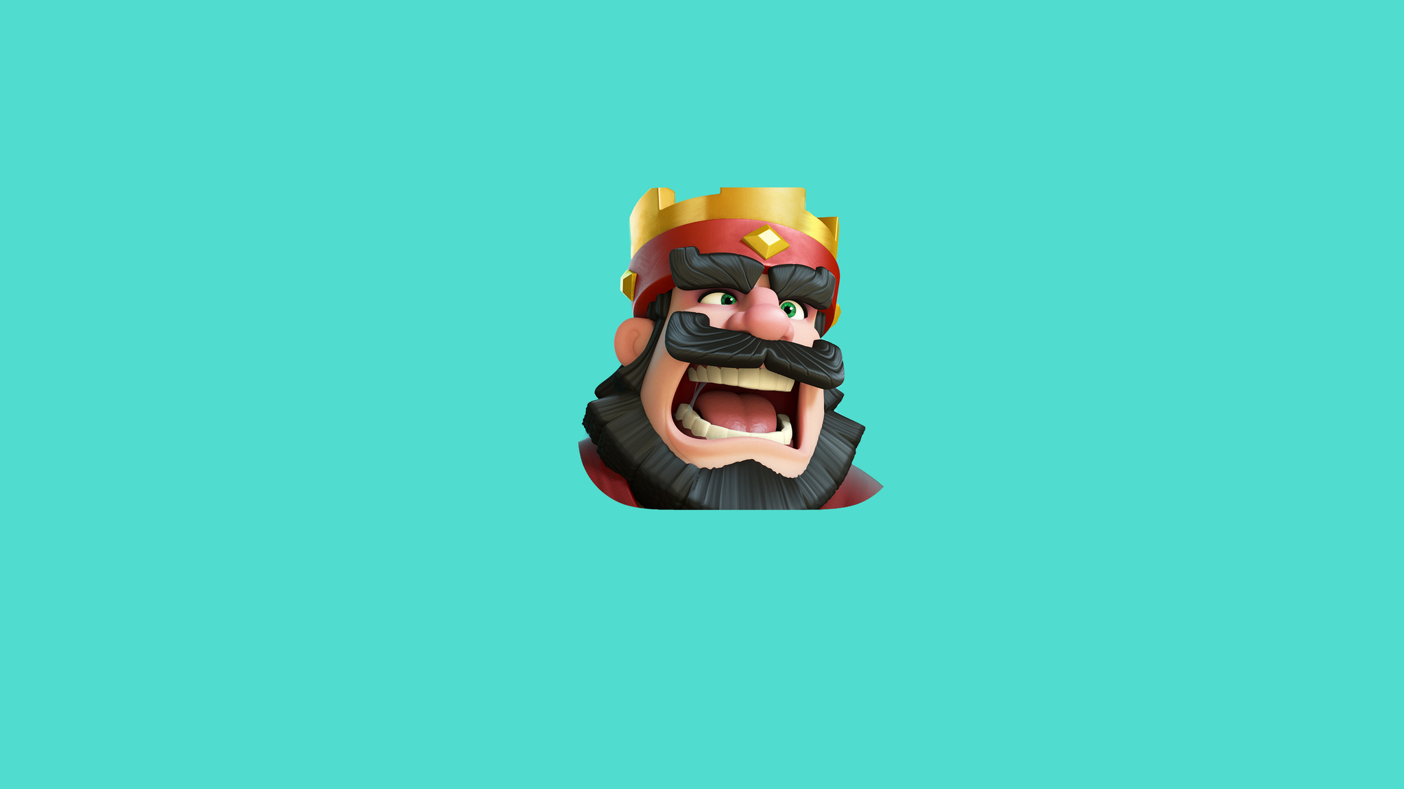 2048x1152 clash royale king 2048x1152 resolution hd 4k wallpapers images backgrounds photos - Clash royale 2560x1440 ...