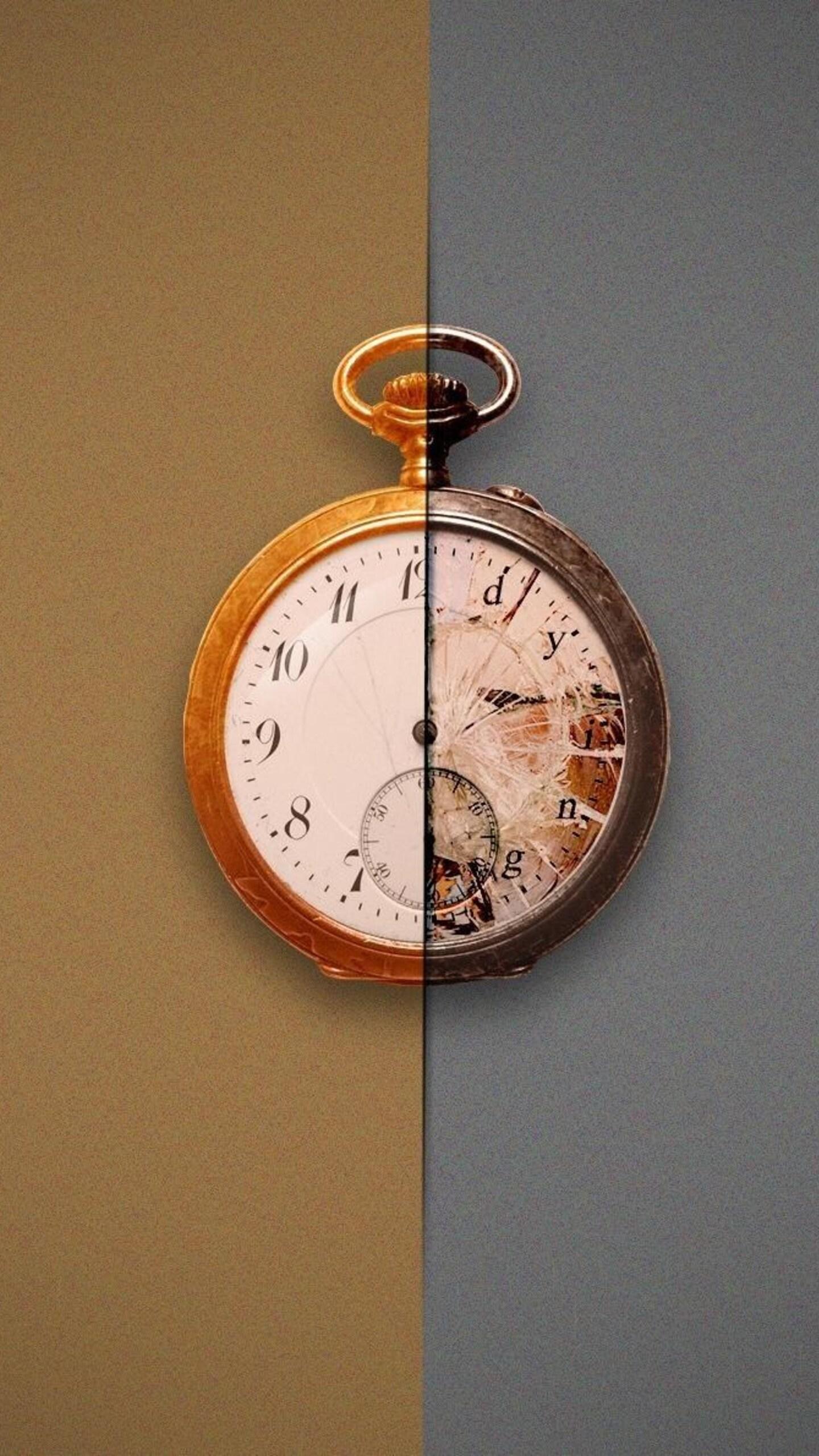 1440x2560 Clocks Artwork Samsung Galaxy S6 S7 Google Pixel Xl