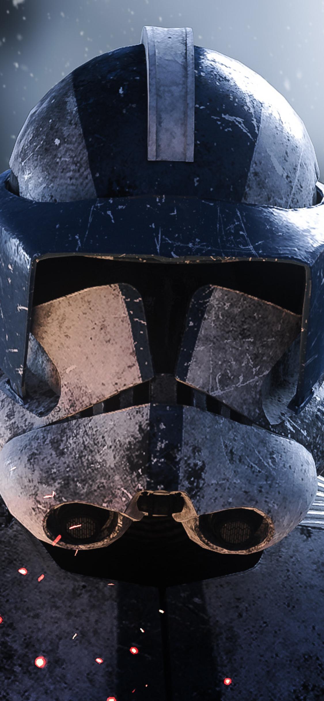 1125x2436 Clone Trooper Star Wars 2018 Iphone Xs Iphone 10 Iphone