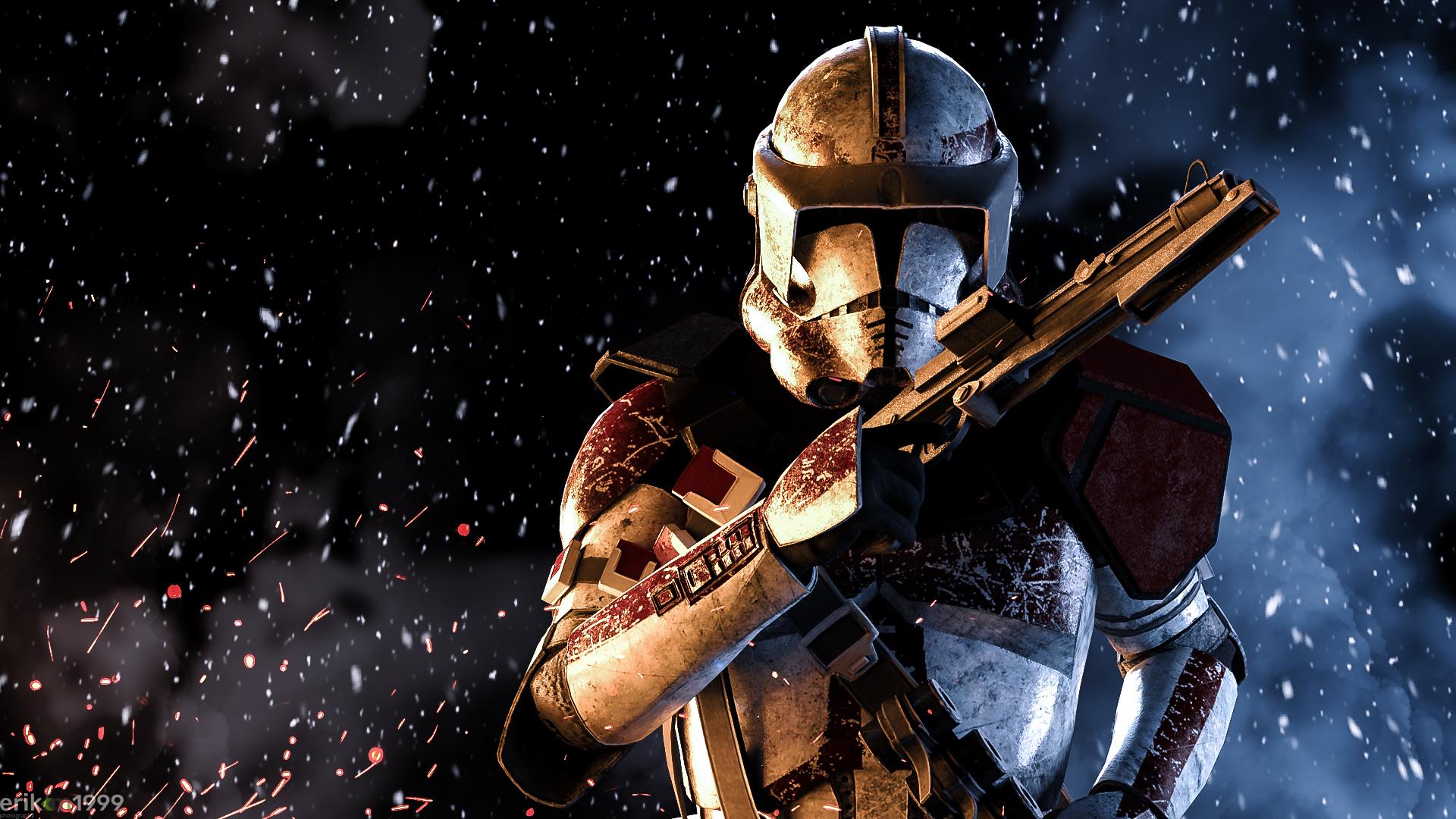 1920x1080 Clone Trooper Star Wars Hd Laptop Full Hd 1080p Hd 4k