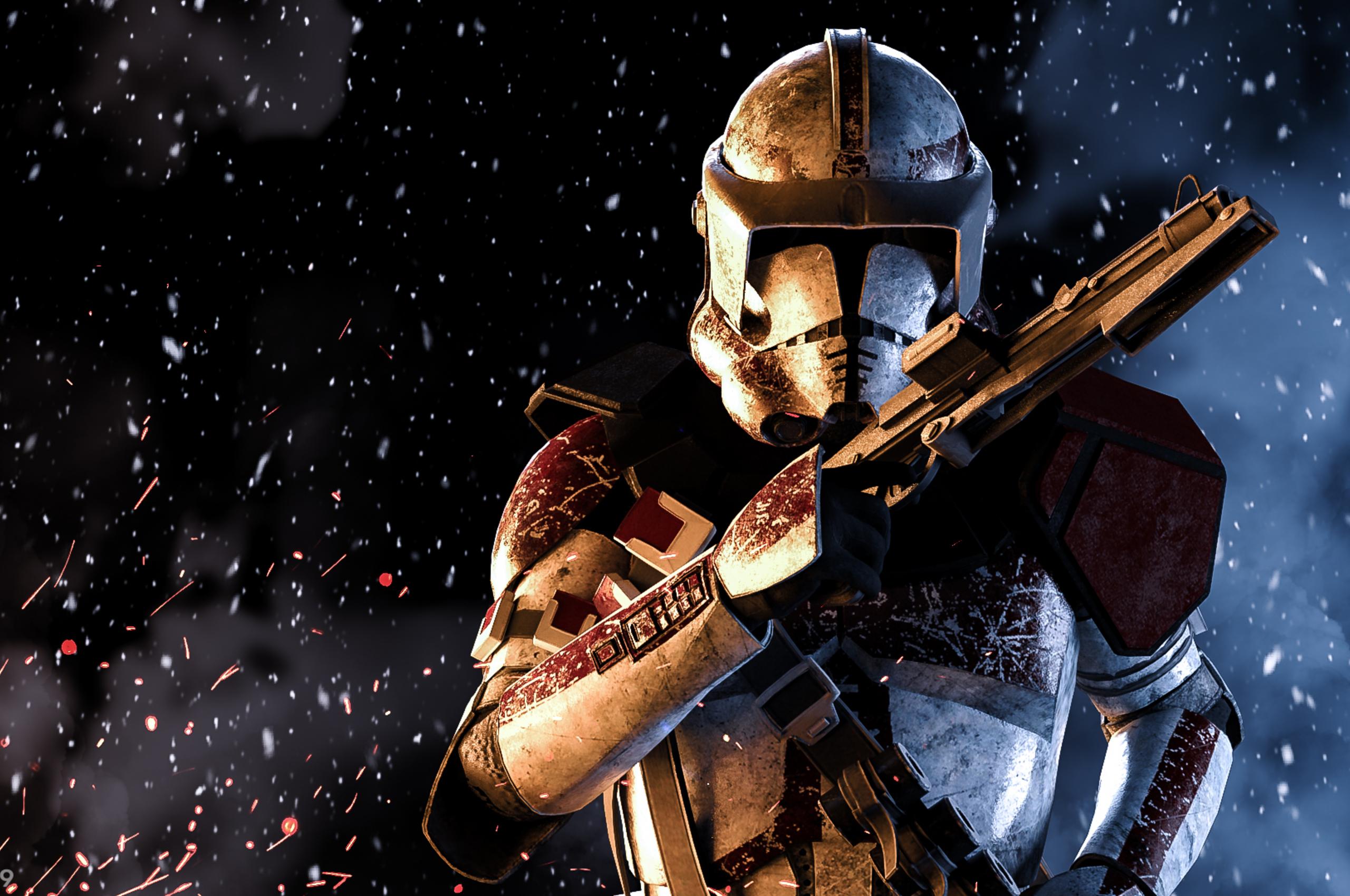 clone trooper star wars hd t1