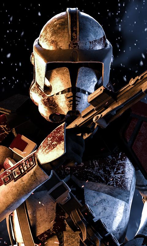 480x800 Clone Trooper Star Wars Hd Galaxy Notehtc Desire