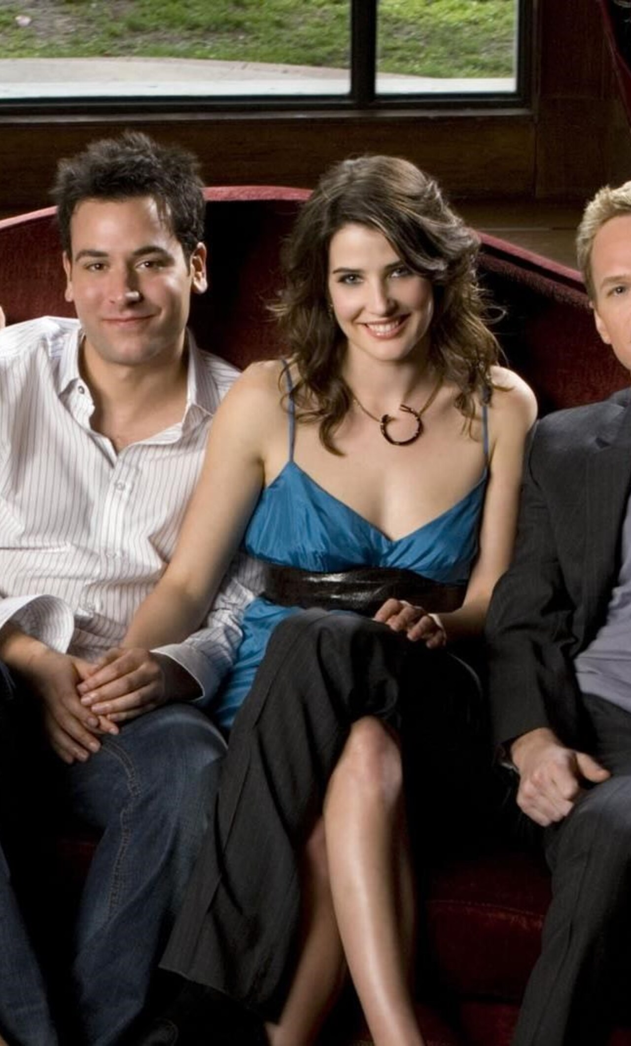 Cobie Smulders In How I Met Your Mother