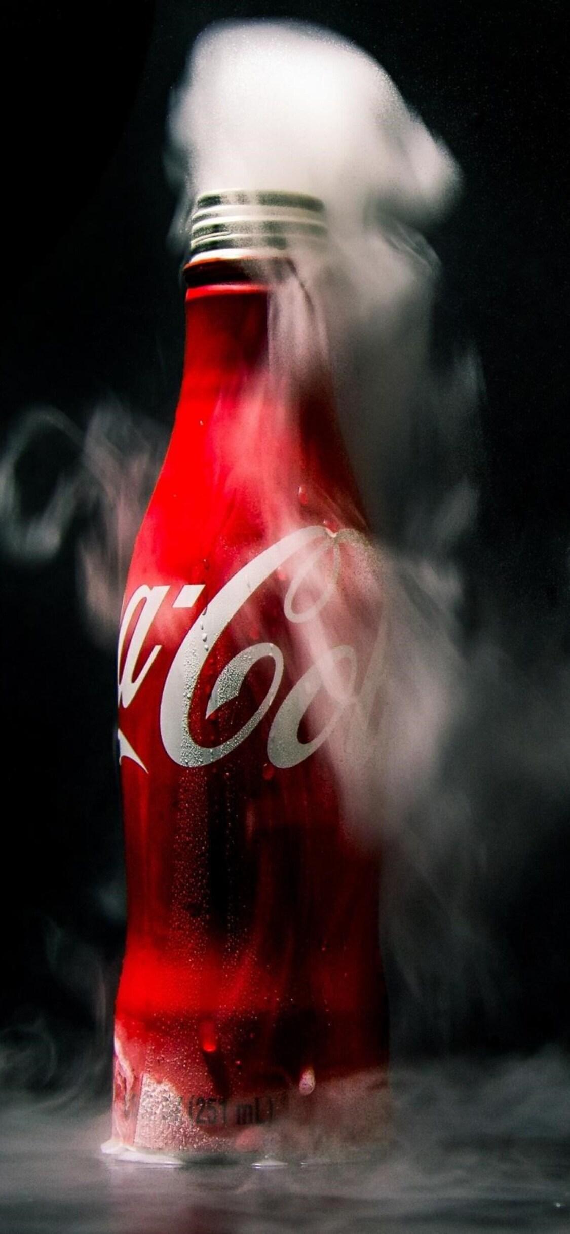 1125x2436 Coca Cola Iphone XS,Iphone 10,Iphone X HD 4k ...