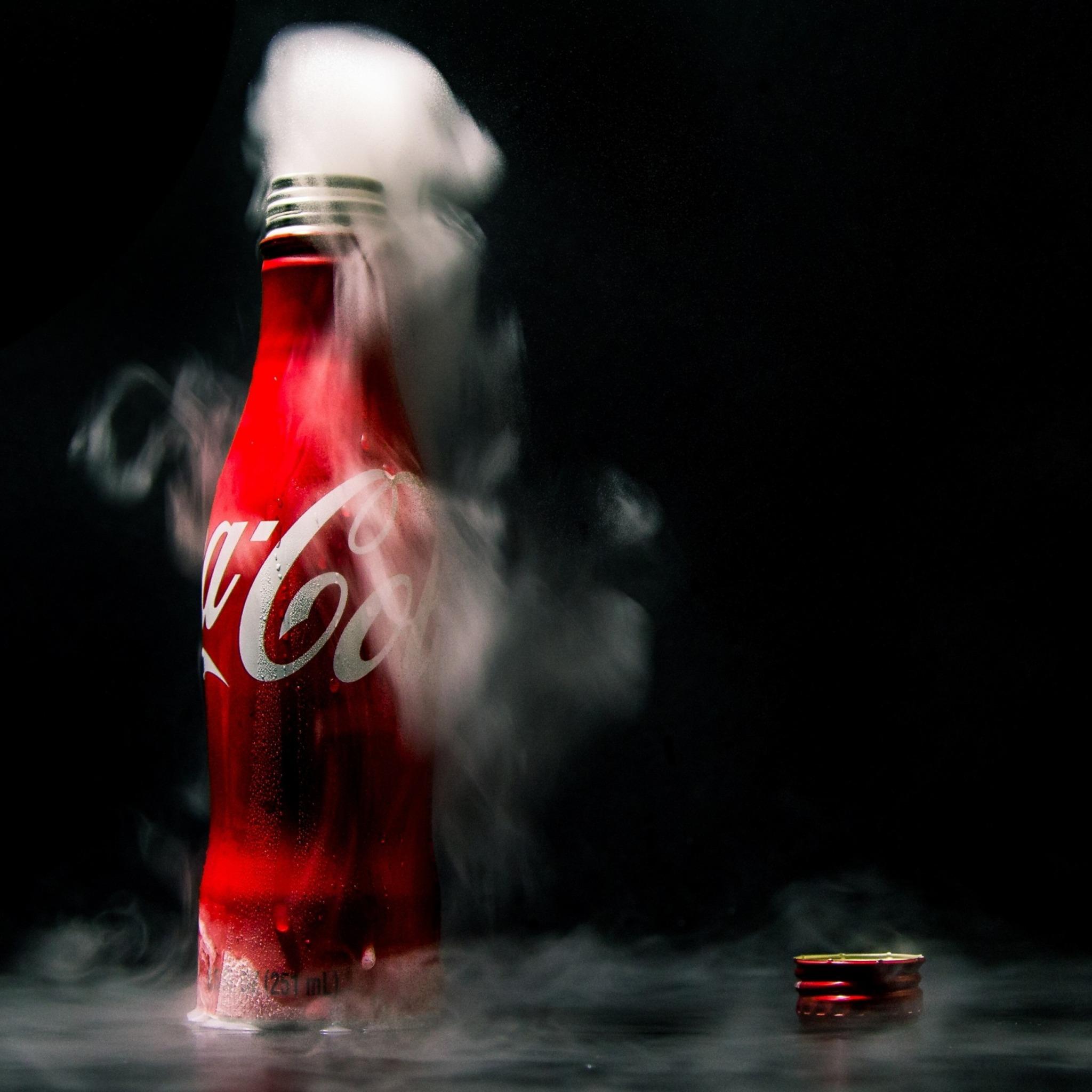 2048x2048 Coca Cola Ipad Air HD 4k Wallpapers, Images ...
