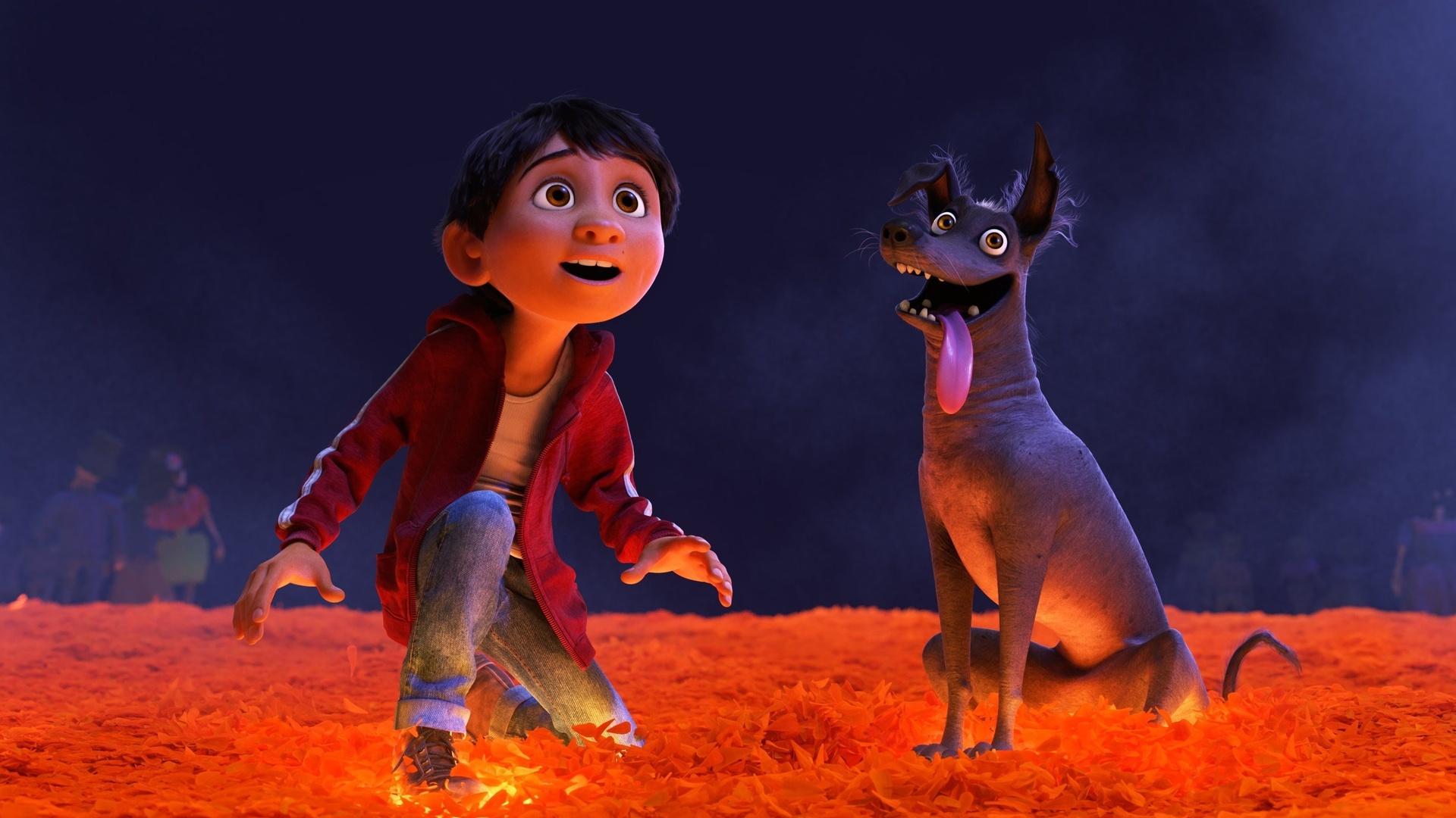 Coco Dog Movie 4k Ka