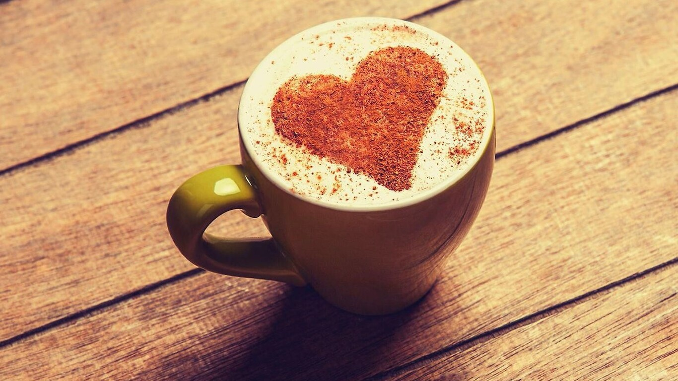 Coffee Lovers Love Hd Wallpapers: 1366x768 Coffee Love 1366x768 Resolution HD 4k Wallpapers