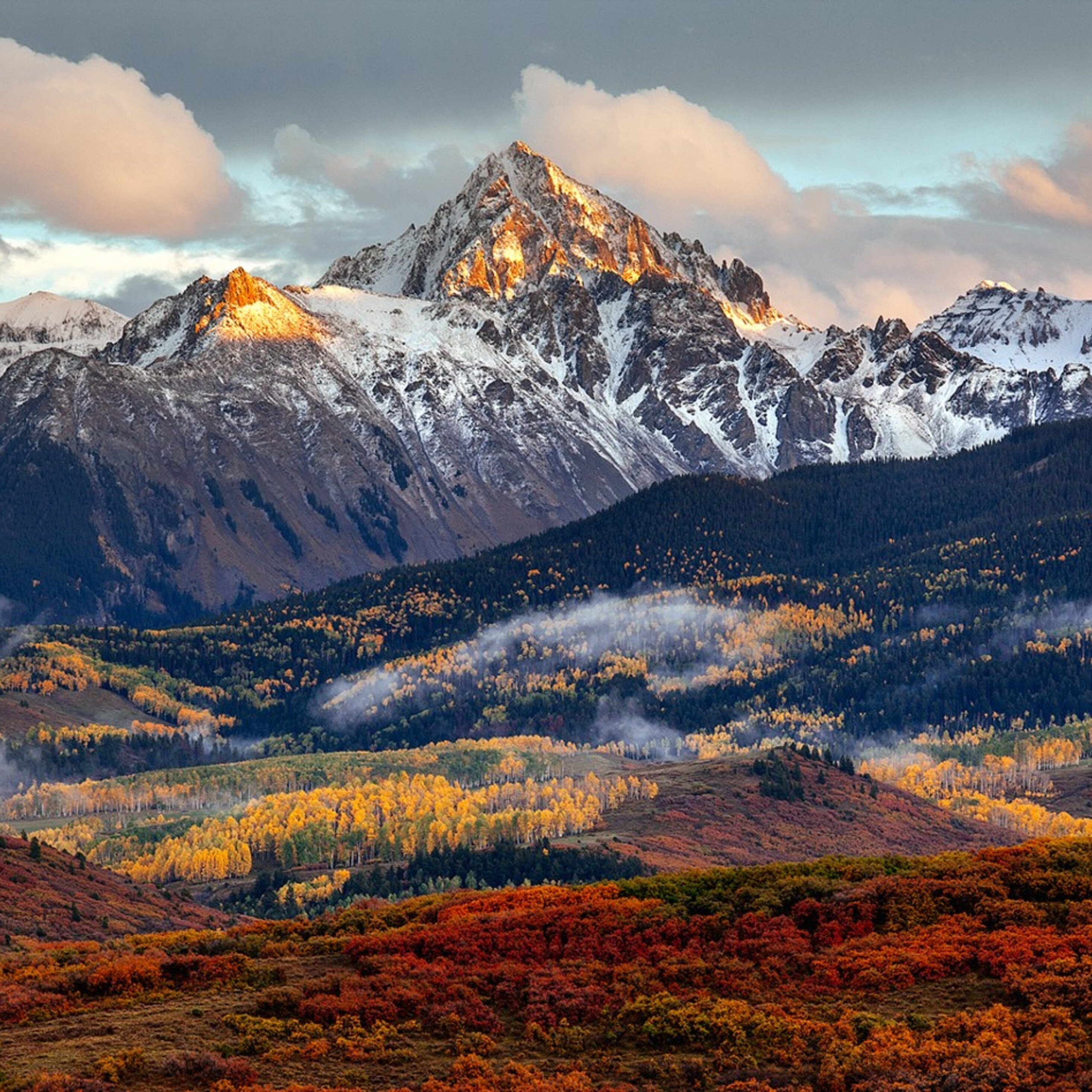 Most Inspiring Wallpaper Mountain Ipad Pro - colorado-mountains-4k-2932x2932  Pictures_319253.jpg