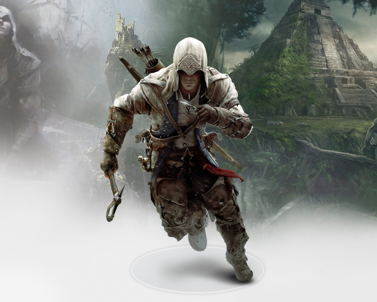 1280x1024 Connor In Assassins Creed 3 1280x1024 Resolution Hd 4k