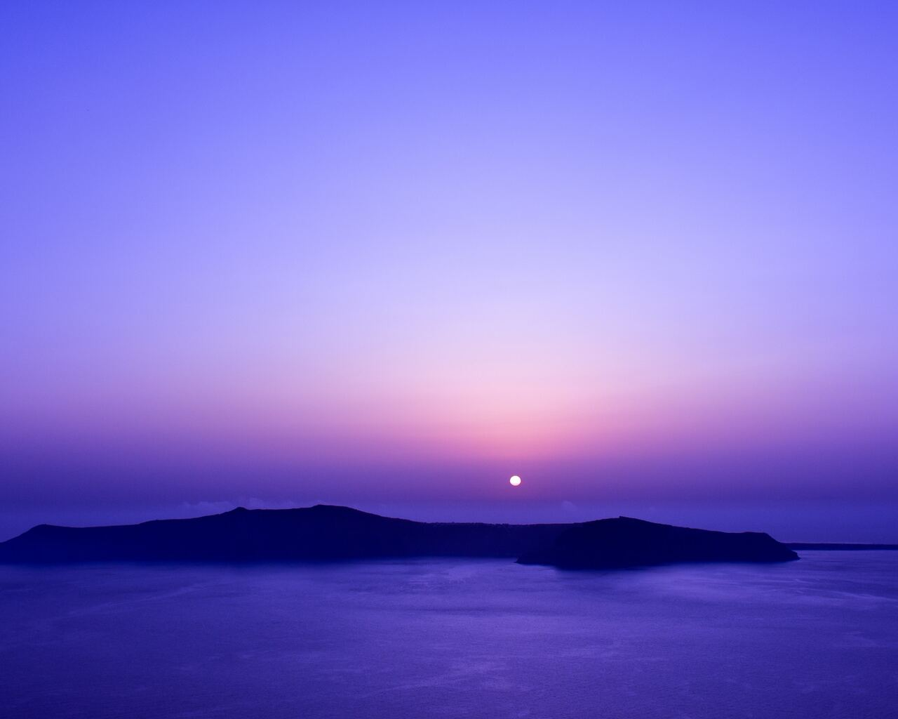 1280x1024 Cool Blue Temperature Sunset 1280x1024 Resolution Hd 4k