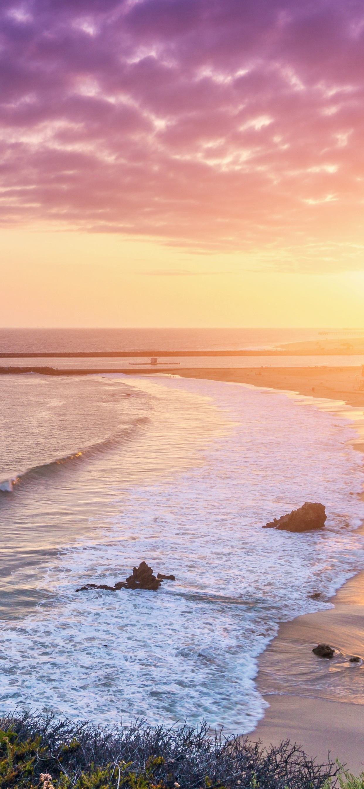 1242x2688 Corona Del Mar Newport Beach 5k Iphone Xs Max Hd 4k