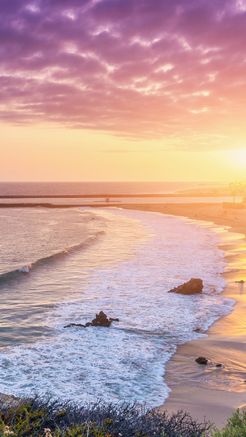 480x854 Corona Del Mar Newport Beach 5k Android One Hd 4k Wallpapers Images Backgrounds Photos And Pictures