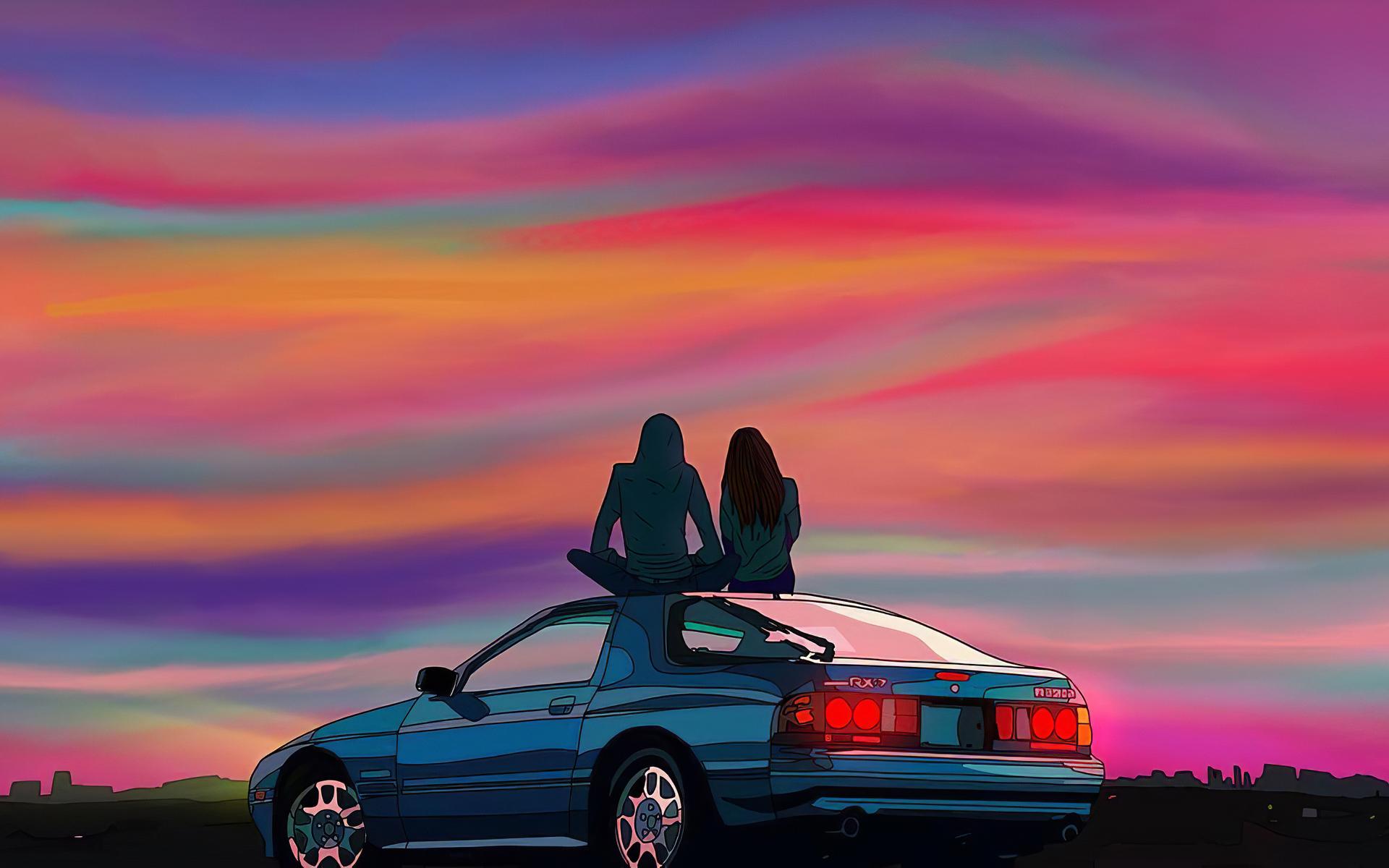 couple-sitting-on-car-evening-talks-4k-wb.jpg