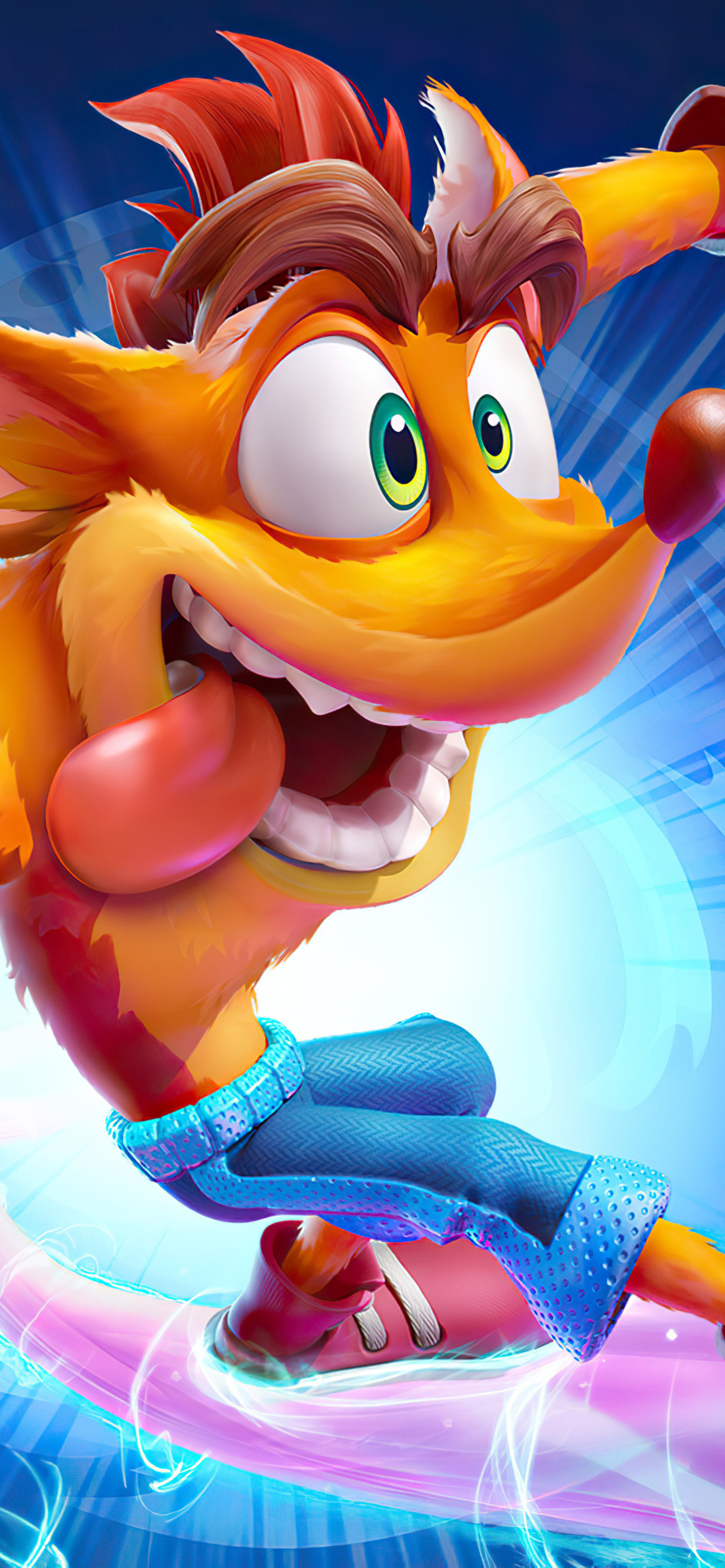 1242x2688 Crash Bandicoot 4 Its About Time Iphone XS MAX ...