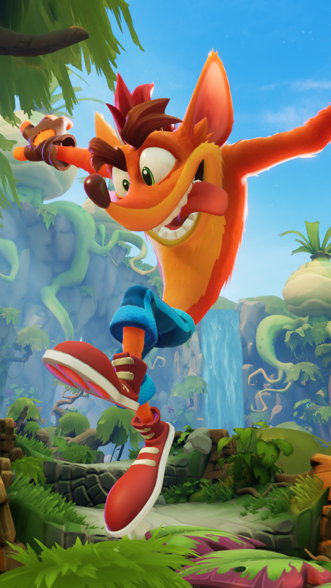 1080x1920 Crash Bandicoot 4 Its About Time Ps5 Iphone 7,6s ...