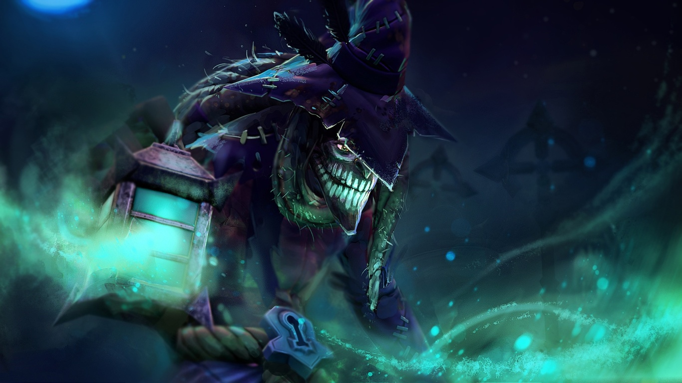 1366x768 creepy dazzle dota 2 1366x768 resolution hd 4k wallpapers images backgrounds photos - Wallpaper hd dota ...
