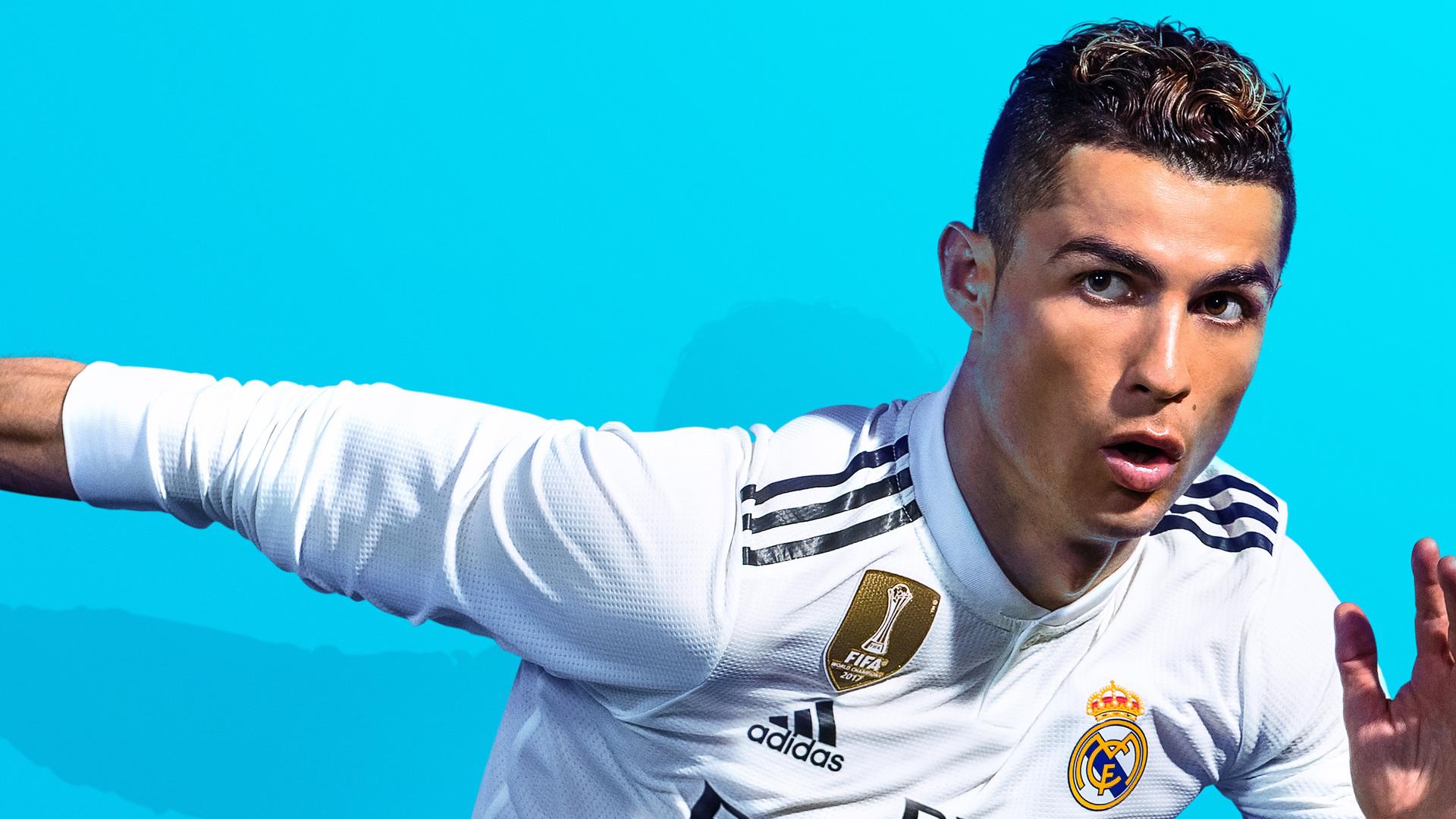1920x1080 Cristiano Ronaldo FIFA 19 8k Laptop Full HD