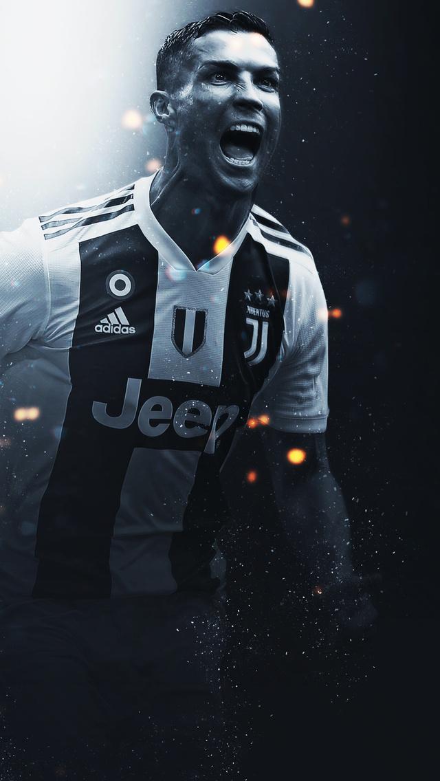 640x1136 Cristiano Ronaldo Juventus Fc Iphone 55c5sse