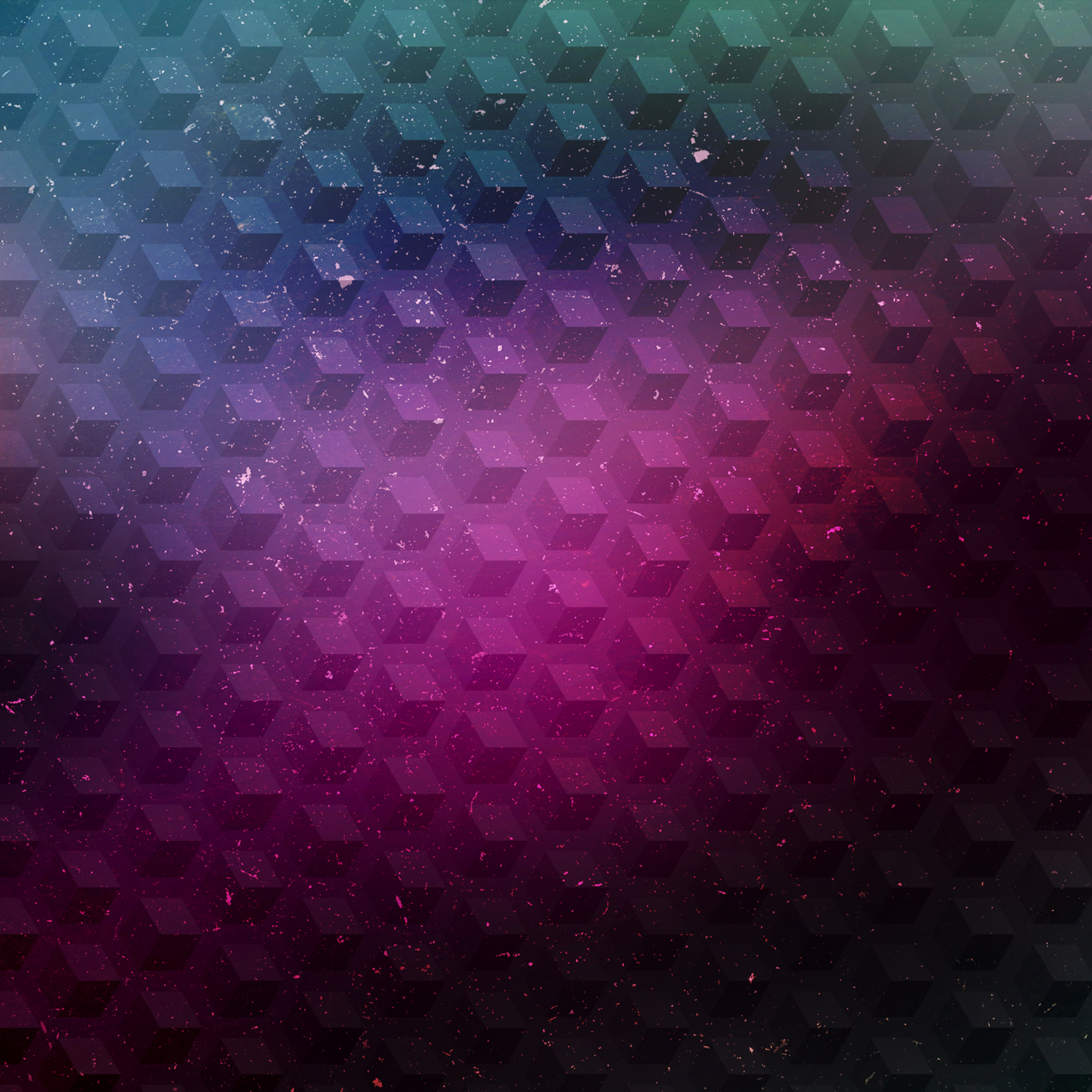 2048x2048 cube abstract ipad air hd 4k wallpapers, images