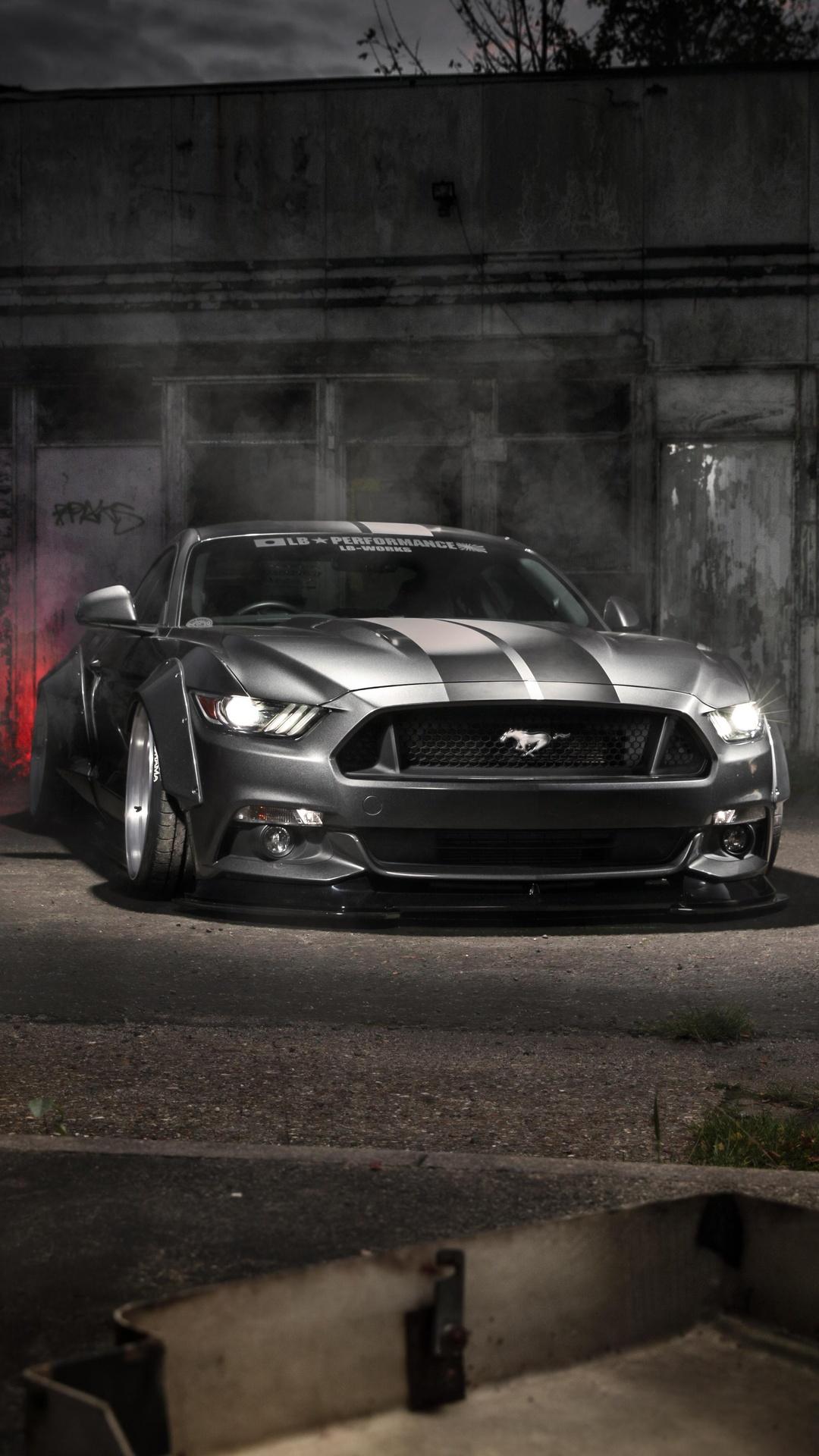 1080x1920 Custom Mustang Iphone 7,6s,6 Plus, Pixel xl ,One ...