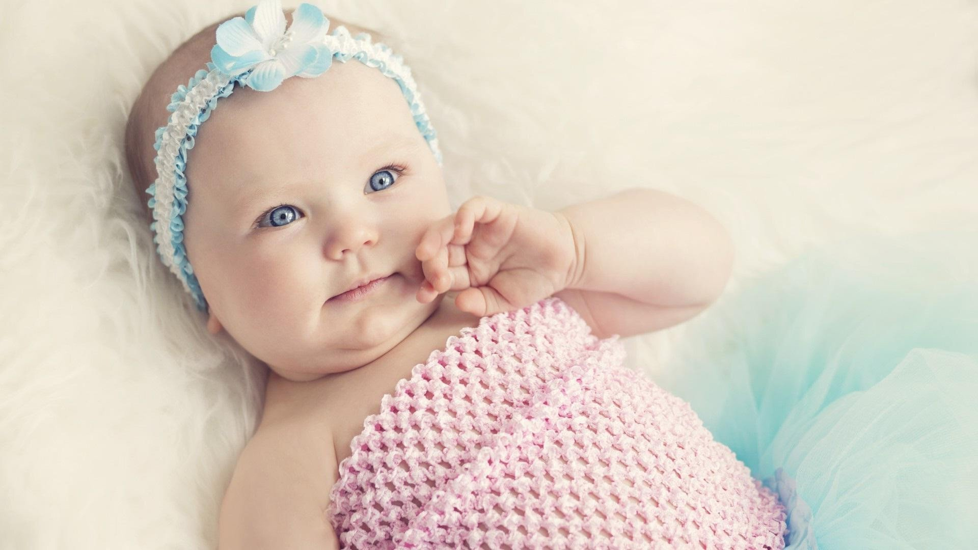 1920x1080 Cute Baby With Blue Eyes Laptop Full Hd 1080p Hd 4k Wallpapers Images Backgrounds Photos And Pictures