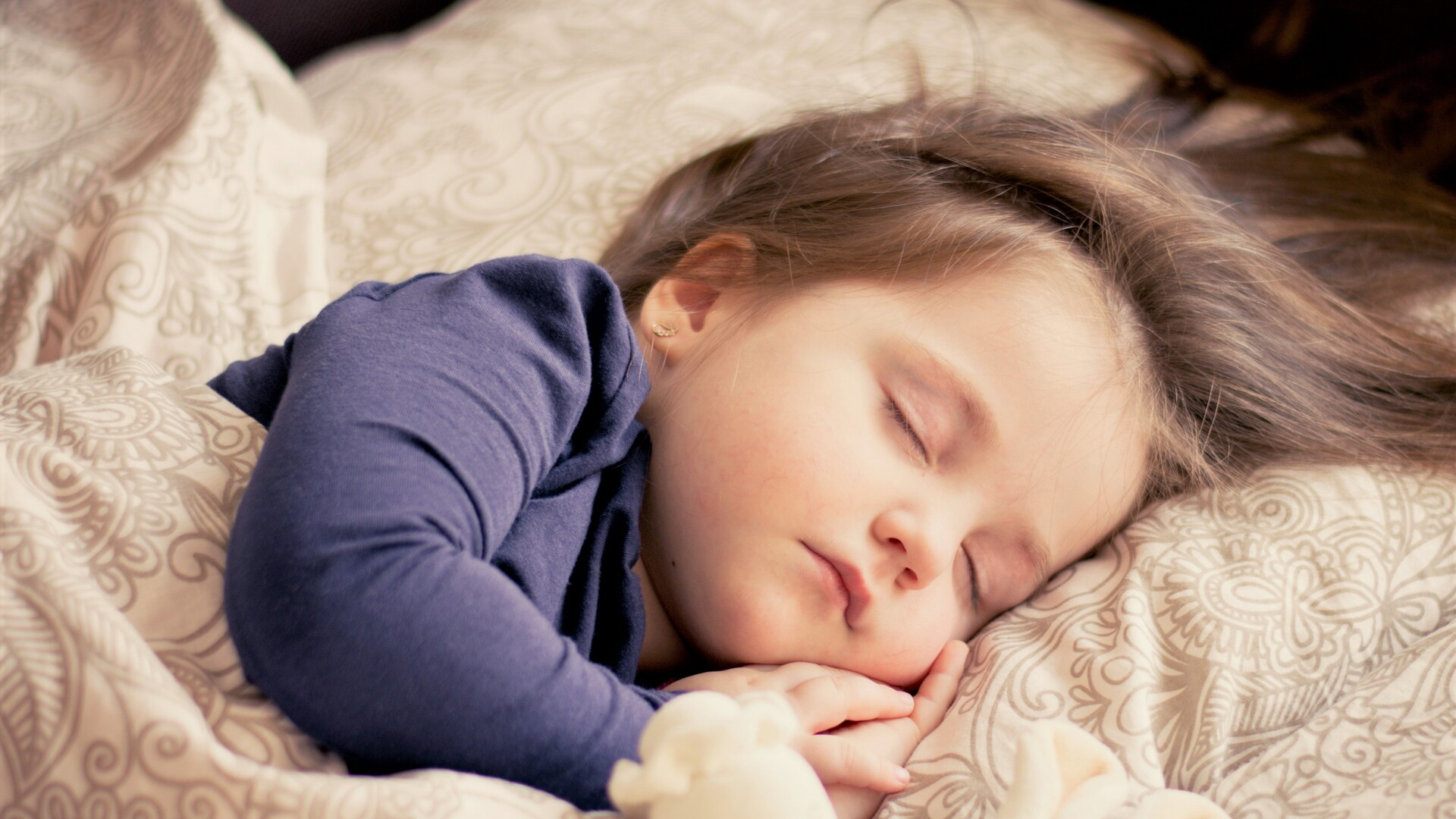 1920x1080 Cute Child Sleeping Laptop Full Hd 1080p Hd 4k Wallpapers Images Backgrounds Photos And Pictures
