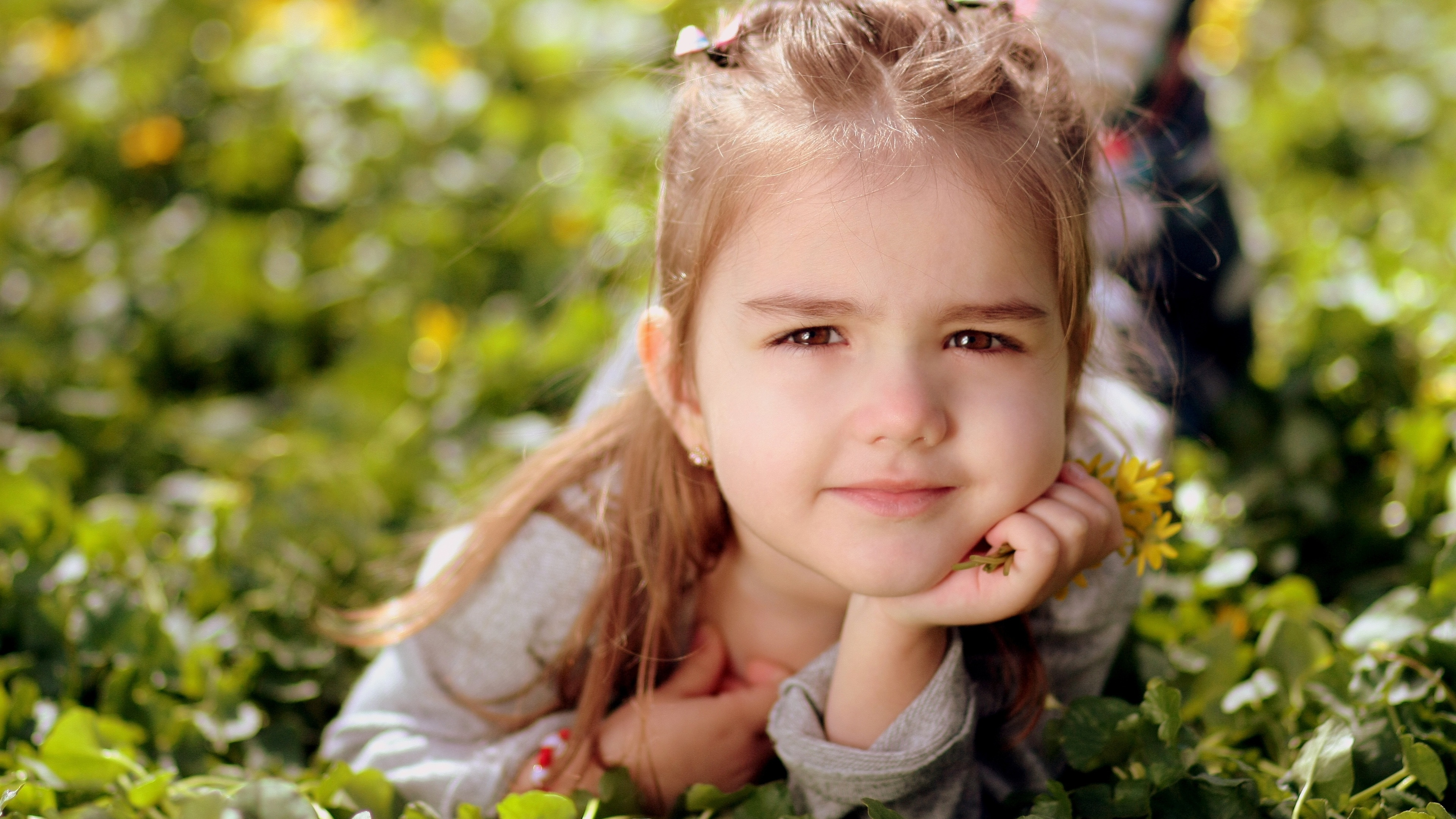3840x2160 cute kid girl toddler 4k hd 4k wallpapers, images