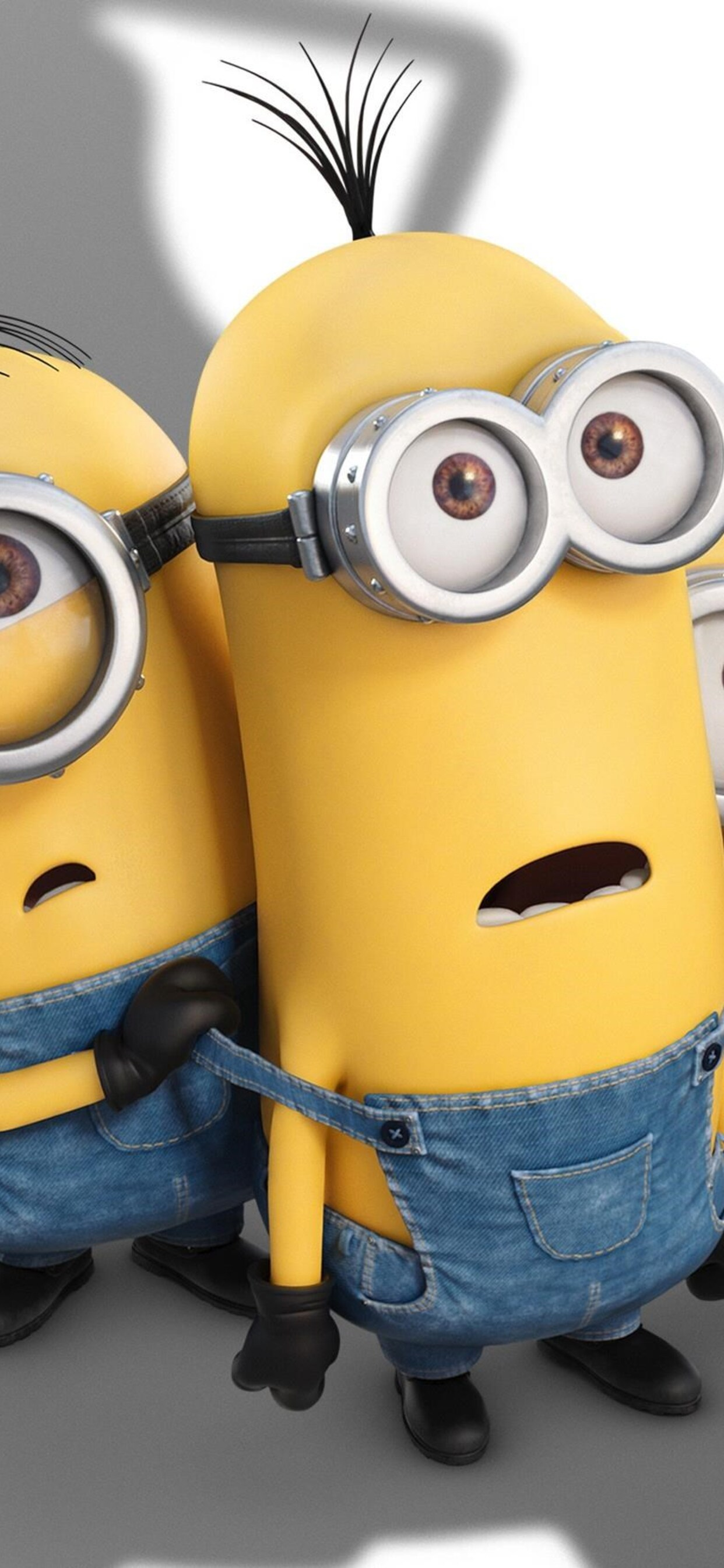 1242x2688 Cute Minions Iphone Xs Max Hd 4k Wallpapers Images