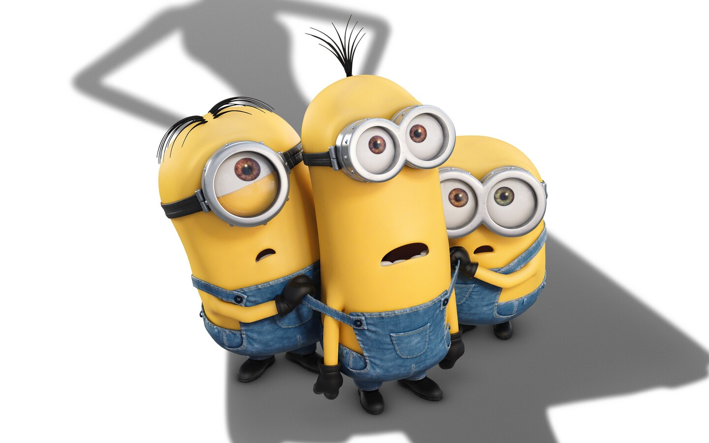 1440x900 Cute Minions 1440x900 Resolution Hd 4k Wallpapers Images