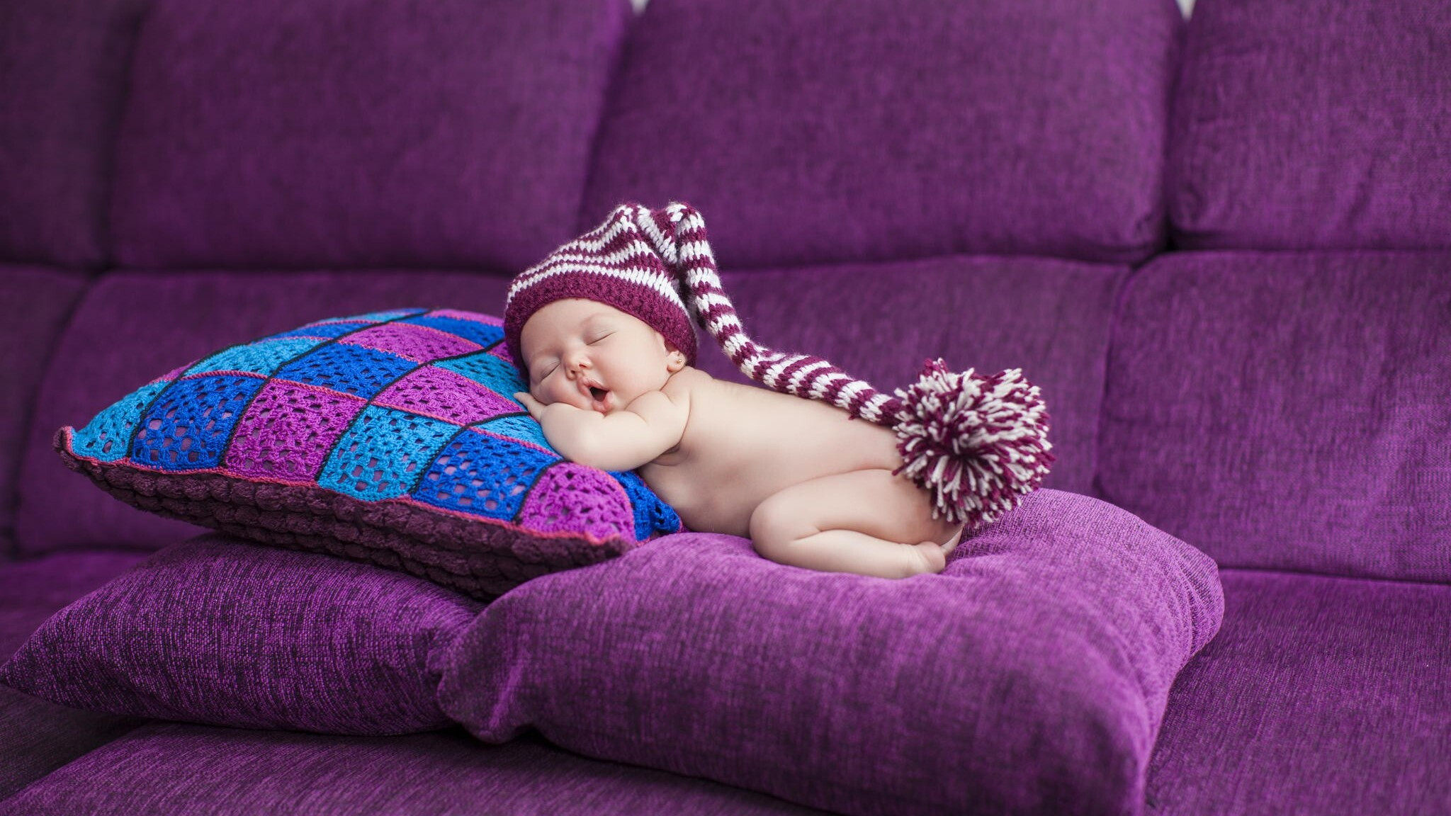 2048x1152 cute sleeping baby 2048x1152 resolution hd 4k wallpapers