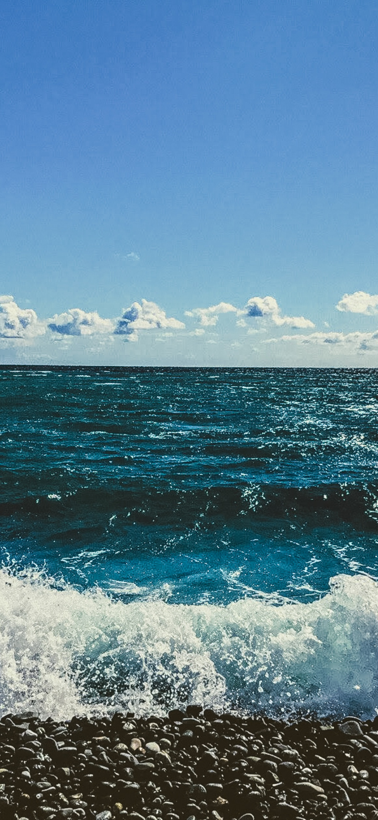 1242x2688 Cyan Sea Ocean Hd Iphone Xs Max Hd 4k Wallpapers