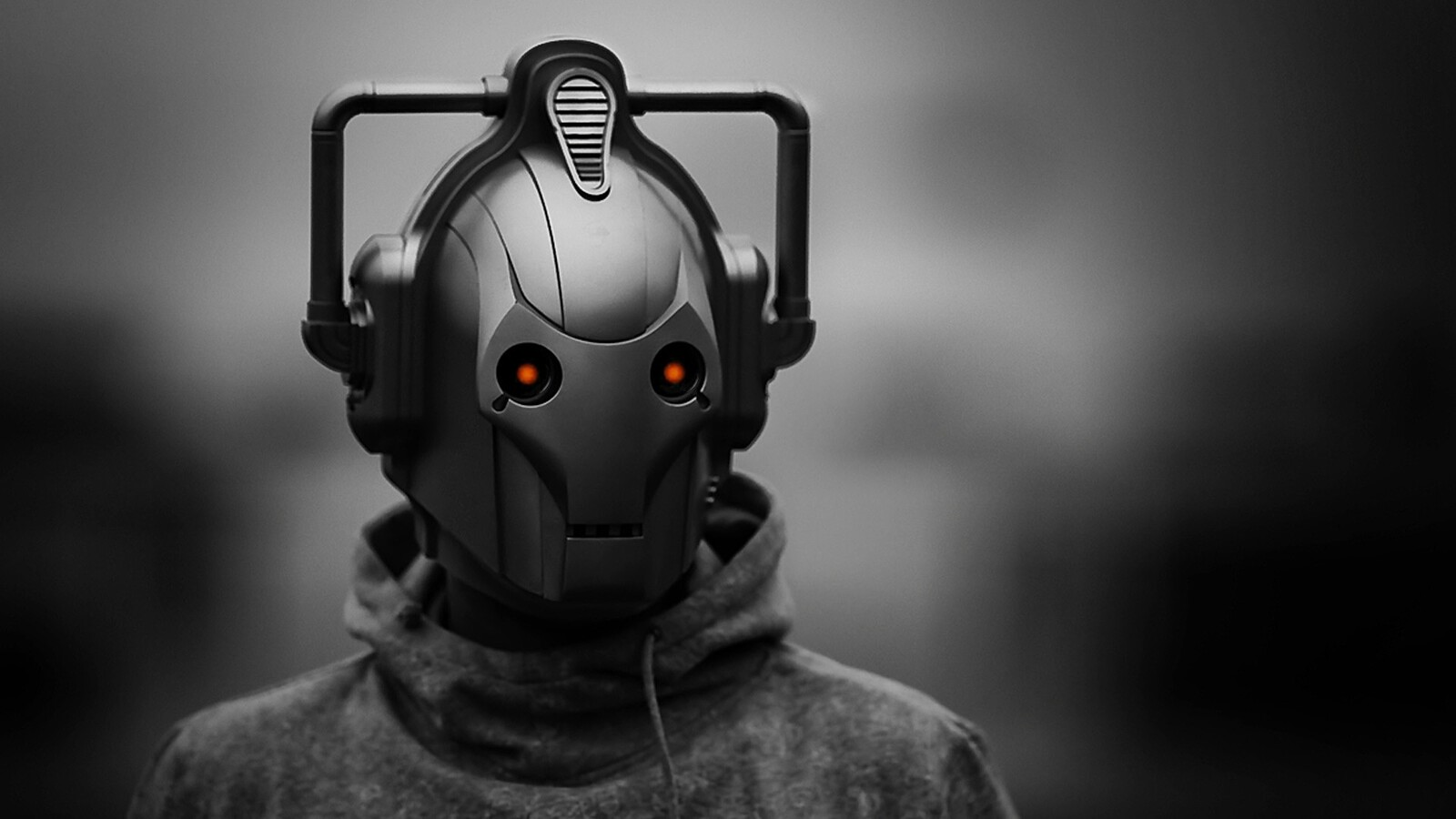 1600x900 Cyberman Doctor Who 1600x900 Resolution Hd 4k