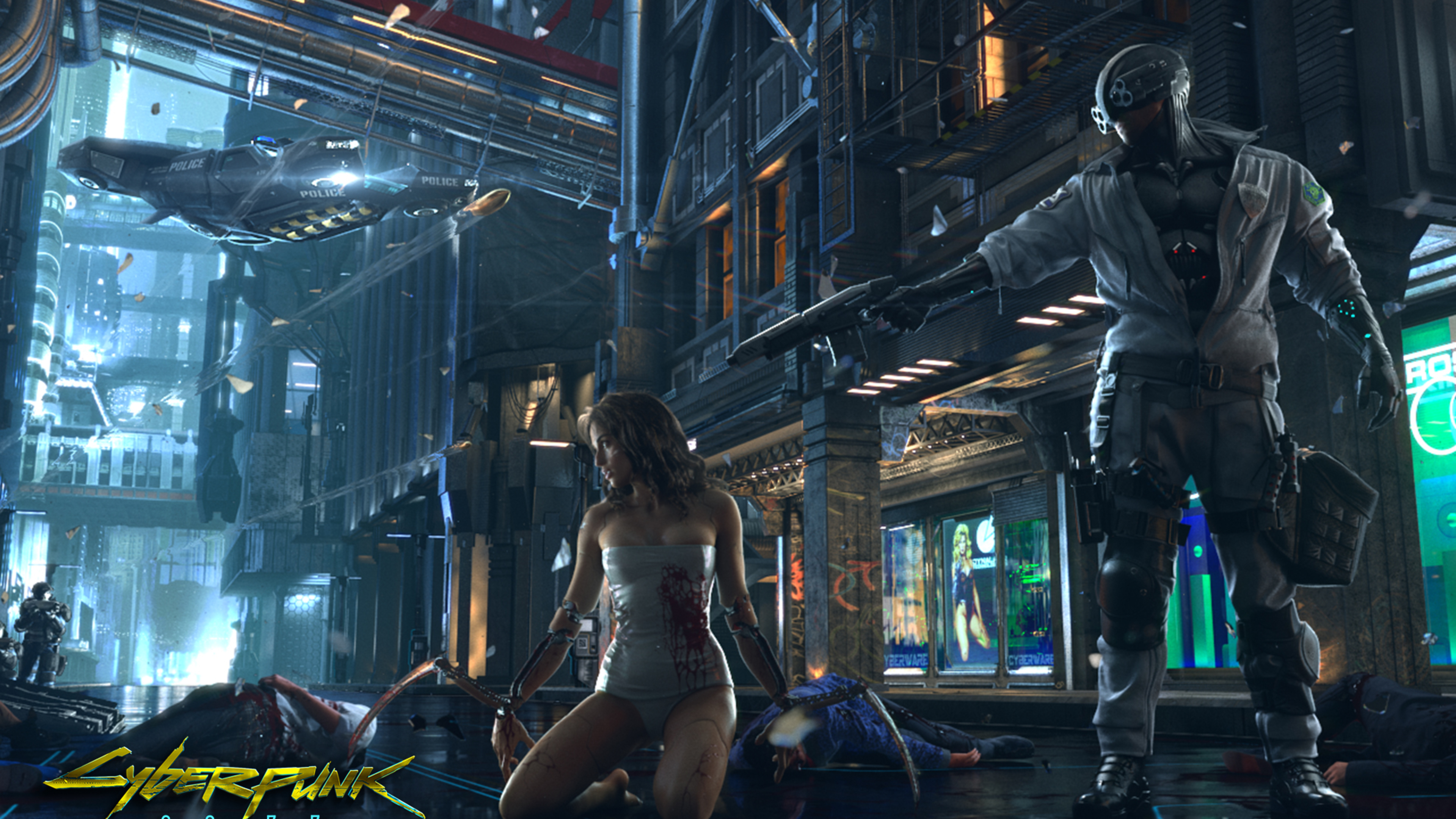 3840x2160 cyberpunk 2077 2017 game 4k hd 4k wallpapers images backgrounds photos and pictures - Cyberpunk 2077 wallpaper 4k ...