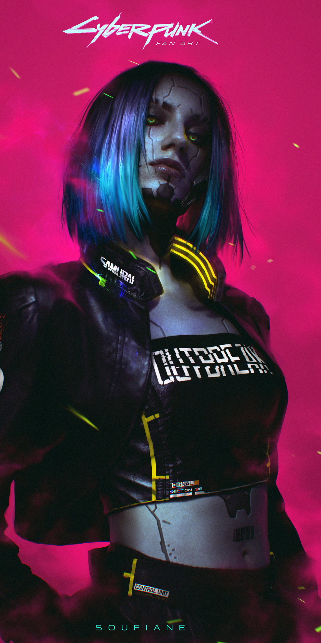 1080x2160 Cyberpunk 2077 4k Artwork One Plus 5T,Honor 7x ...