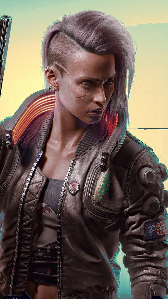 540x960 Cyberpunk 2077 Art 2020 4k 540x960 Resolution HD ...