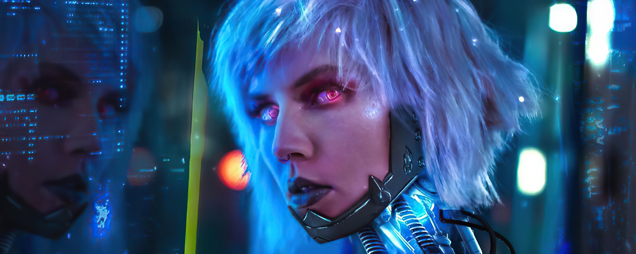 2560x1024 Cyberpunk 2077 Cosplay New 2020 2560x1024 ...