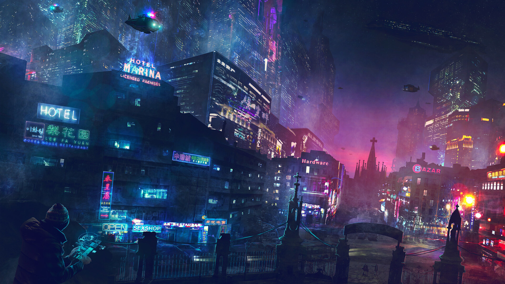 1920x1080 cyberpunk artwork laptop full hd 1080p hd 4k wallpapers cyberpunk artwork 69g voltagebd Choice Image