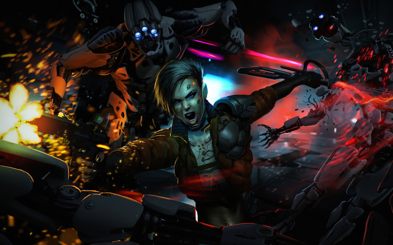 cyberpunk-girl-destroying-cyborgs-8f.jpg