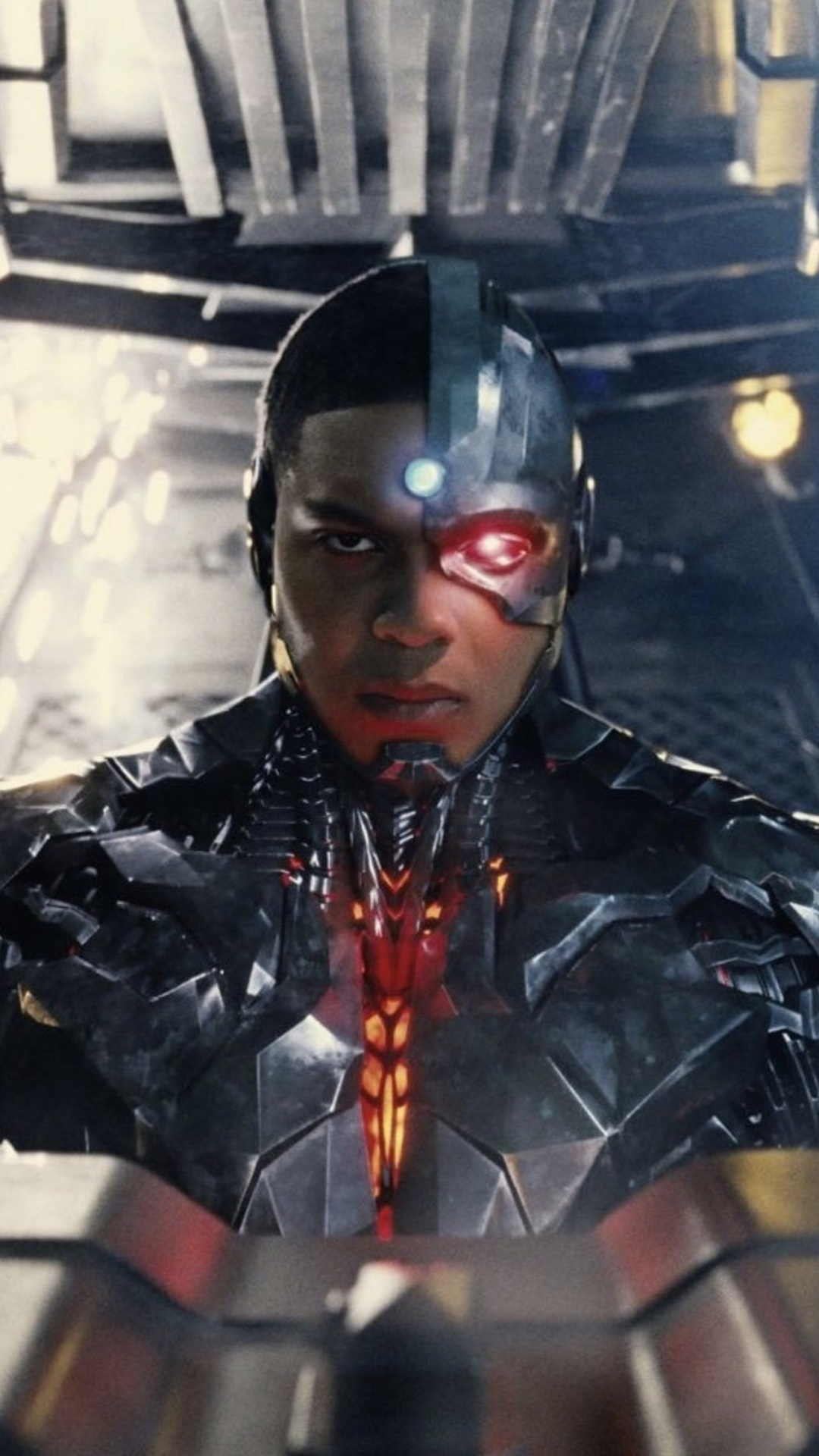 1080x1920 Cyborg Justice League Hd Iphone 76s6 Plus Pixel Xl One