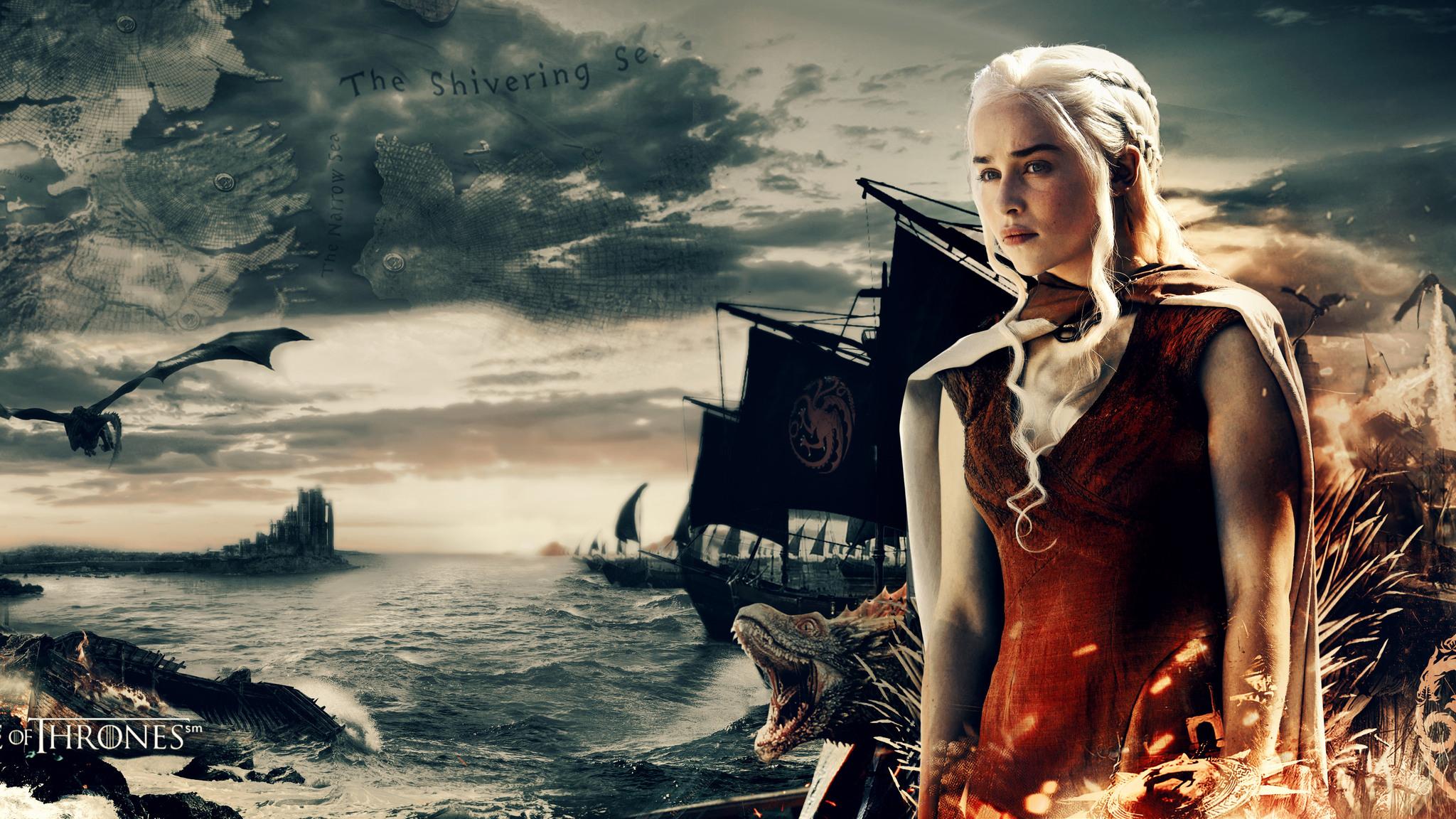 2048x1152 Daenerys Targaryen 5k 2048x1152 Resolution HD 4k ...
