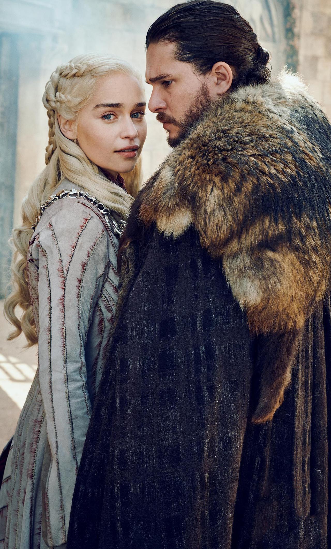 Jon Daenerys