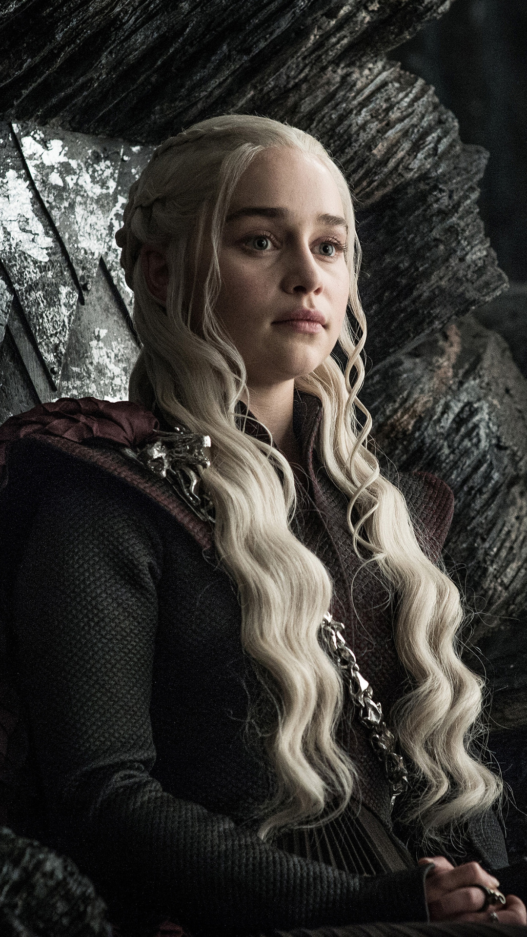1080x1920 Daenerys Targaryen Game Of Thrones Season 7 4k ...