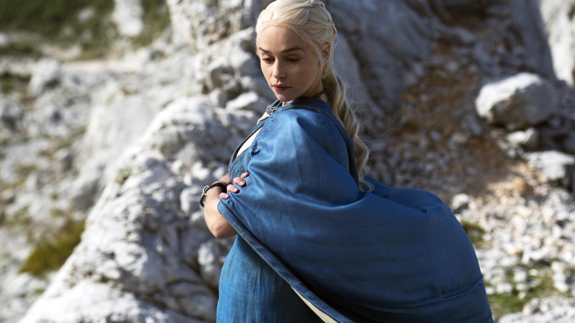 1920x1080 Daenerys Targaryen In Game Of Thrones Laptop ...