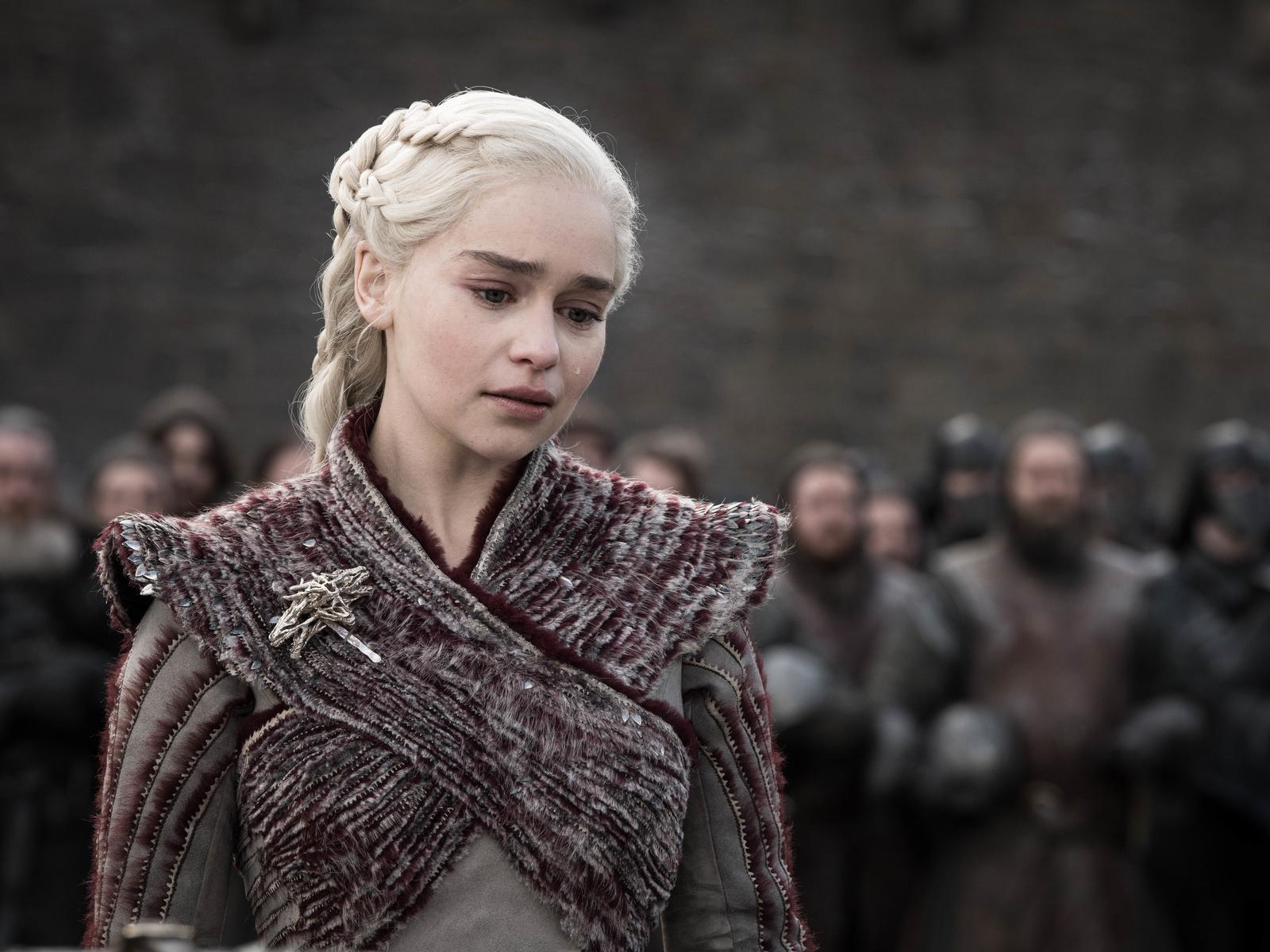 1600x1200 Daenerys Targaryen Season 8 1600x1200 Resolution