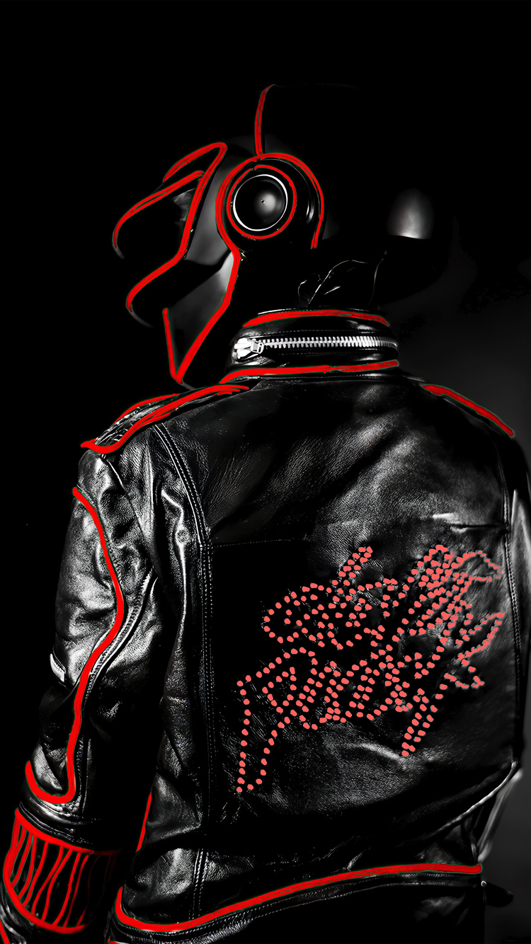 750x1334 Daft Punk Before The Memories 4k iPhone 6, iPhone ...